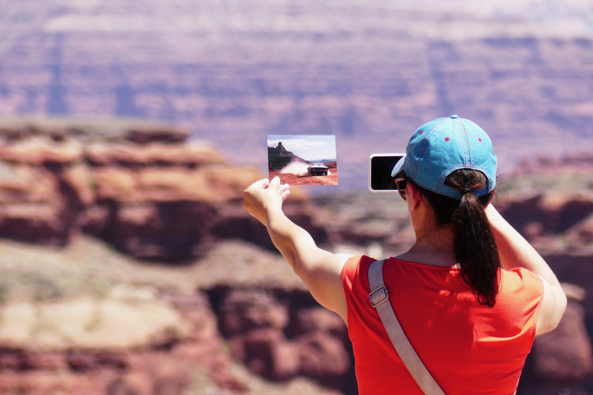 Filmtourismus: Am Drehort von Thelma und Louise in Utah