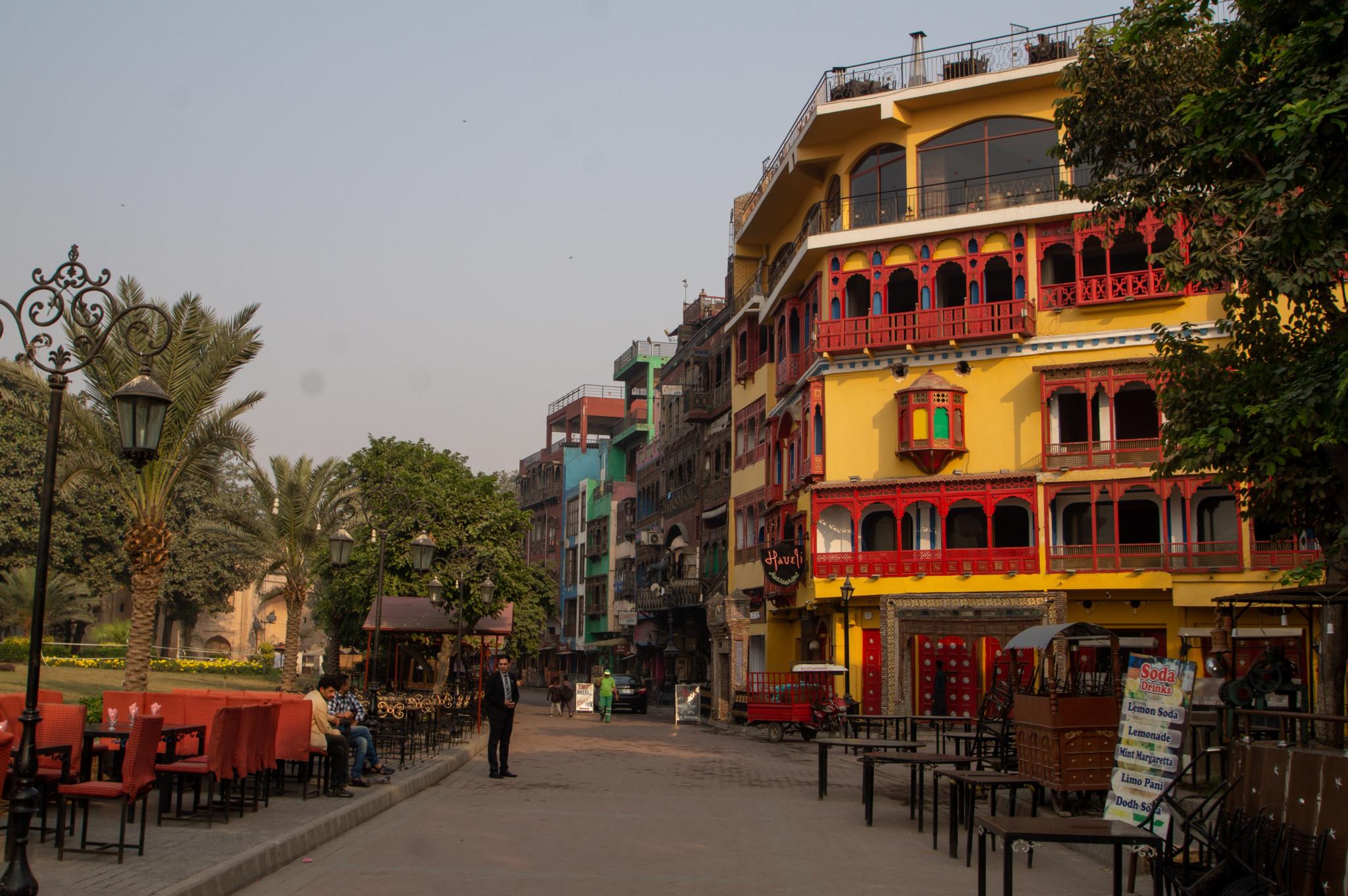 Lahore Food Street