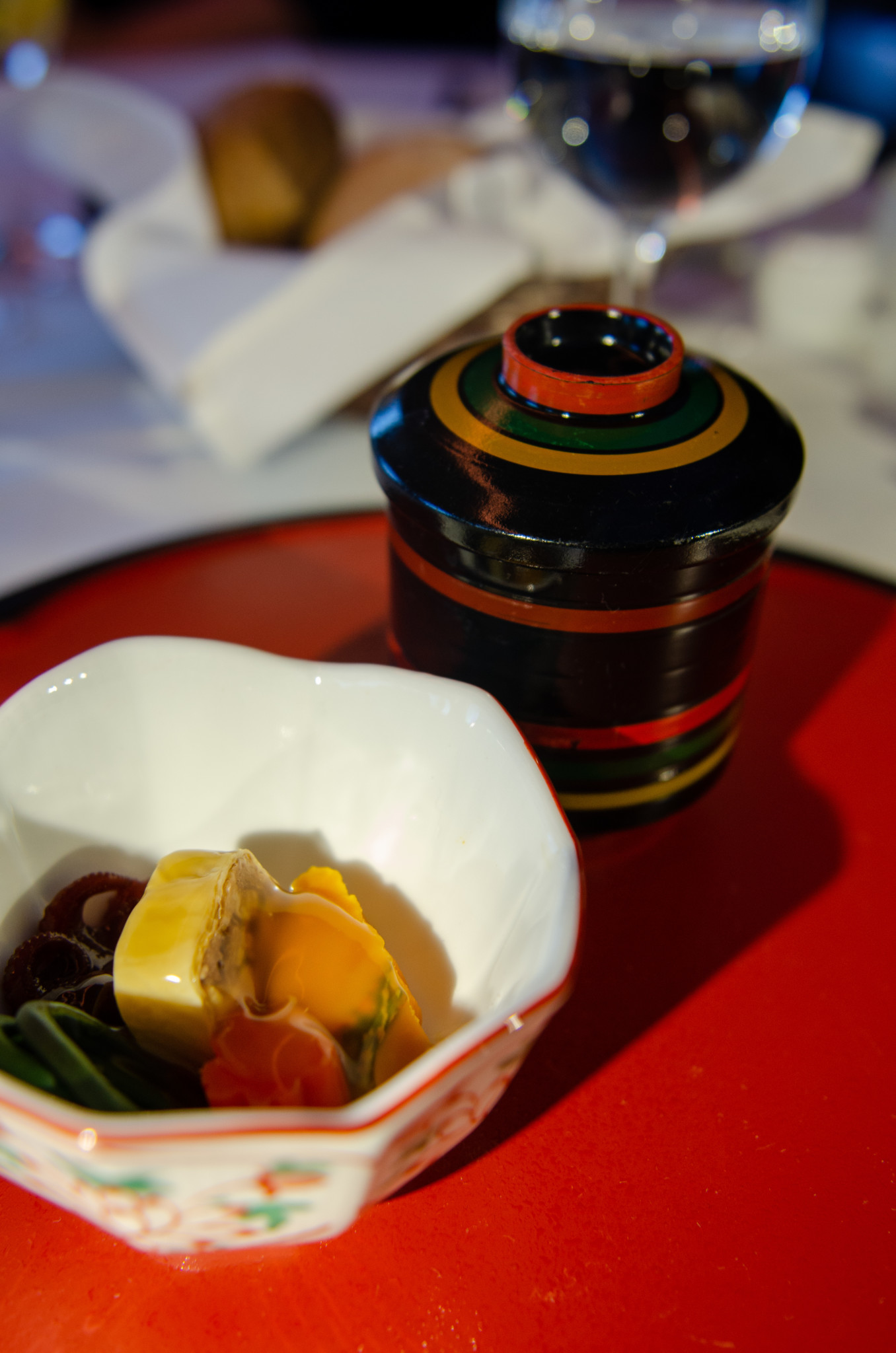 Kaiseki Dinner bei Cathay