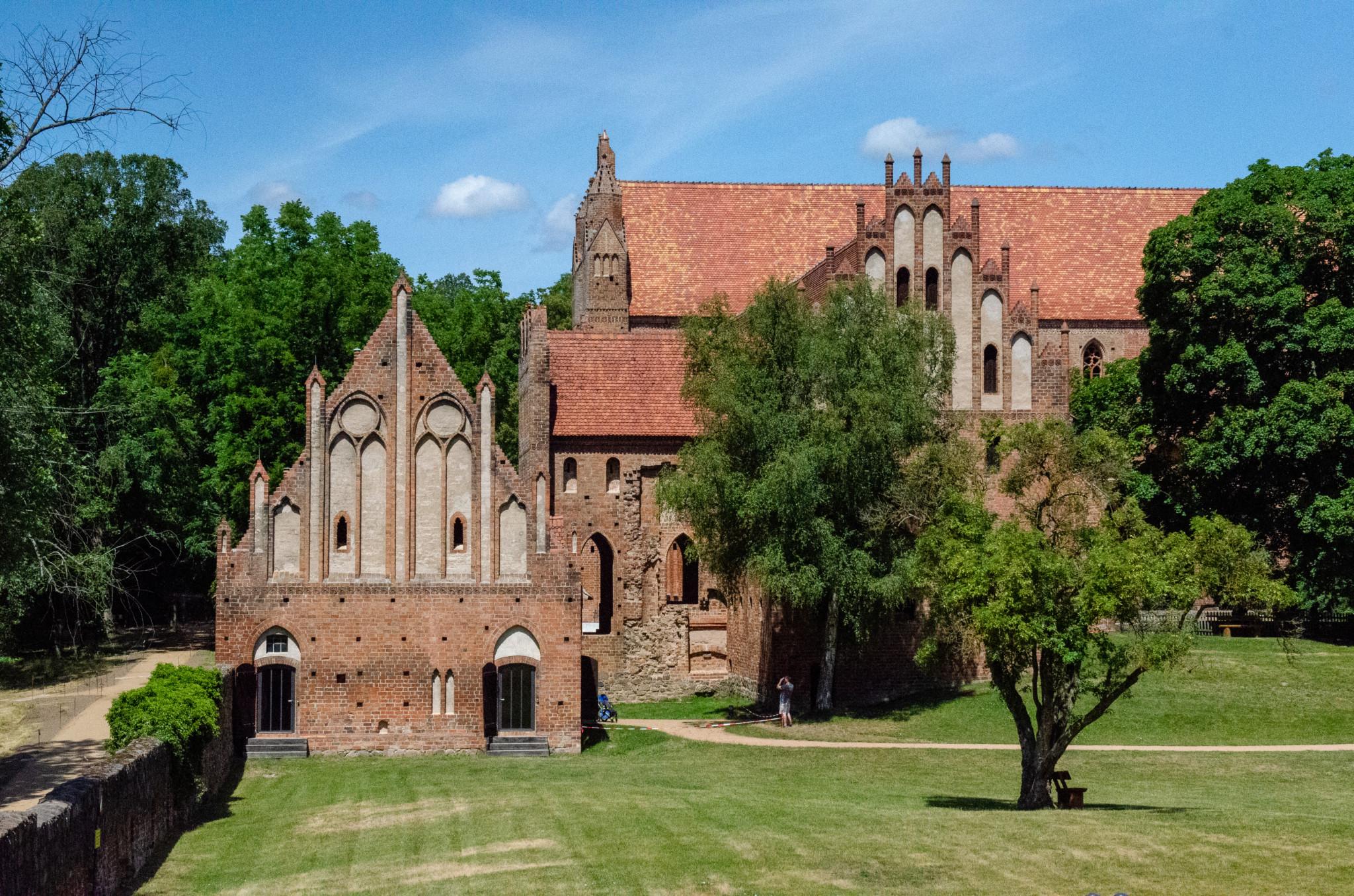 Zu den top Sehenswürdigkeiten in Brandenburg gehört das Kloster Chorin