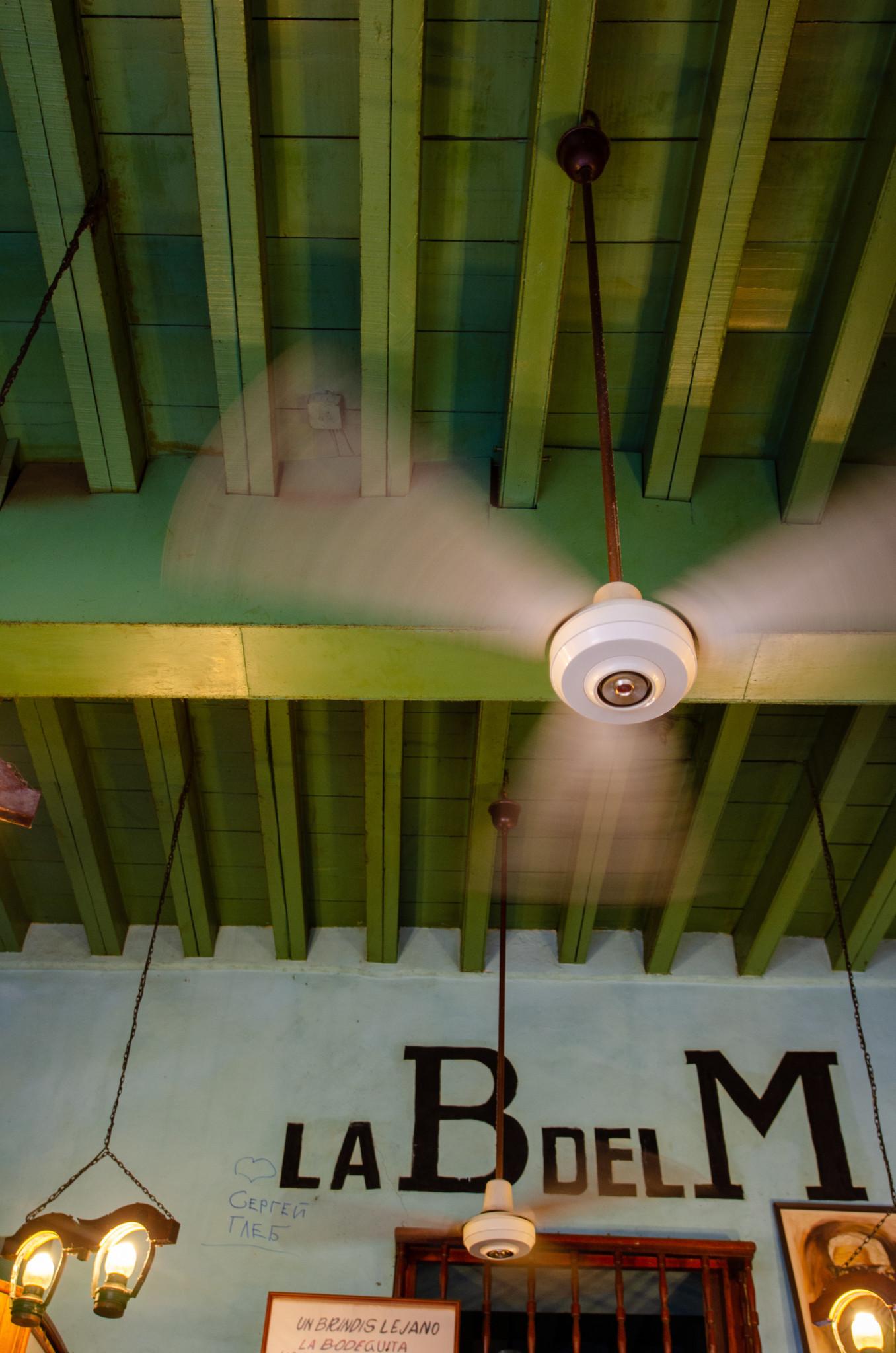 La Bodeguita del Media in Habana Vieja