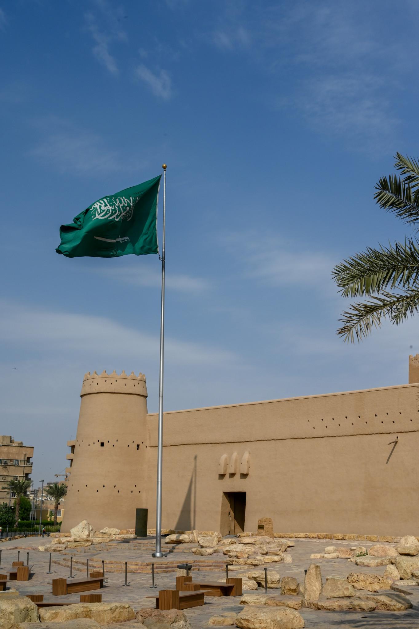 Fort Masmak in Riad gehört zu den wichtigsten Saudi-Arabien Sehenswürdigkeiten