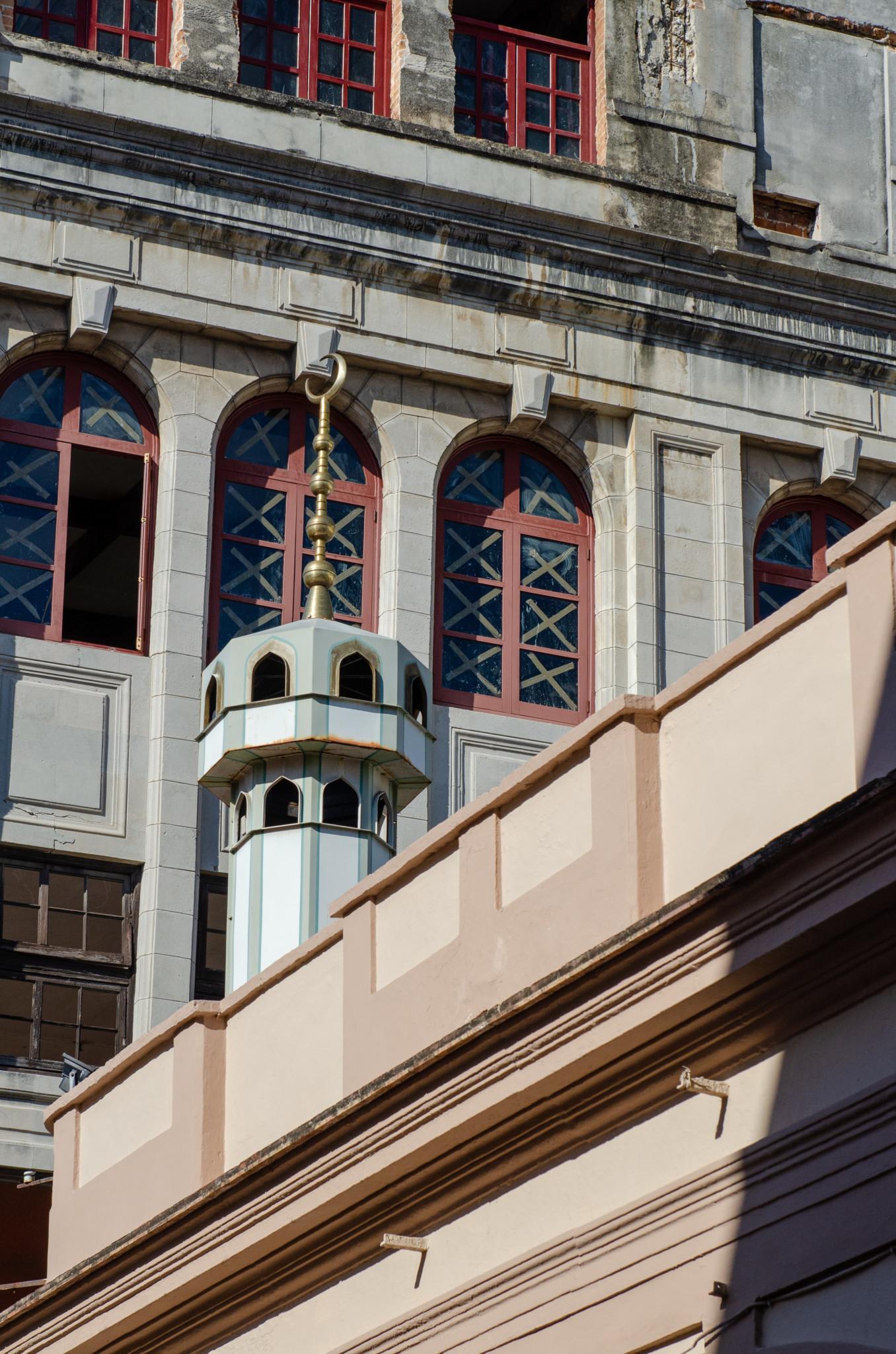 Die Mesquita Abdallah ist ein besonderes Highlight in Havanna