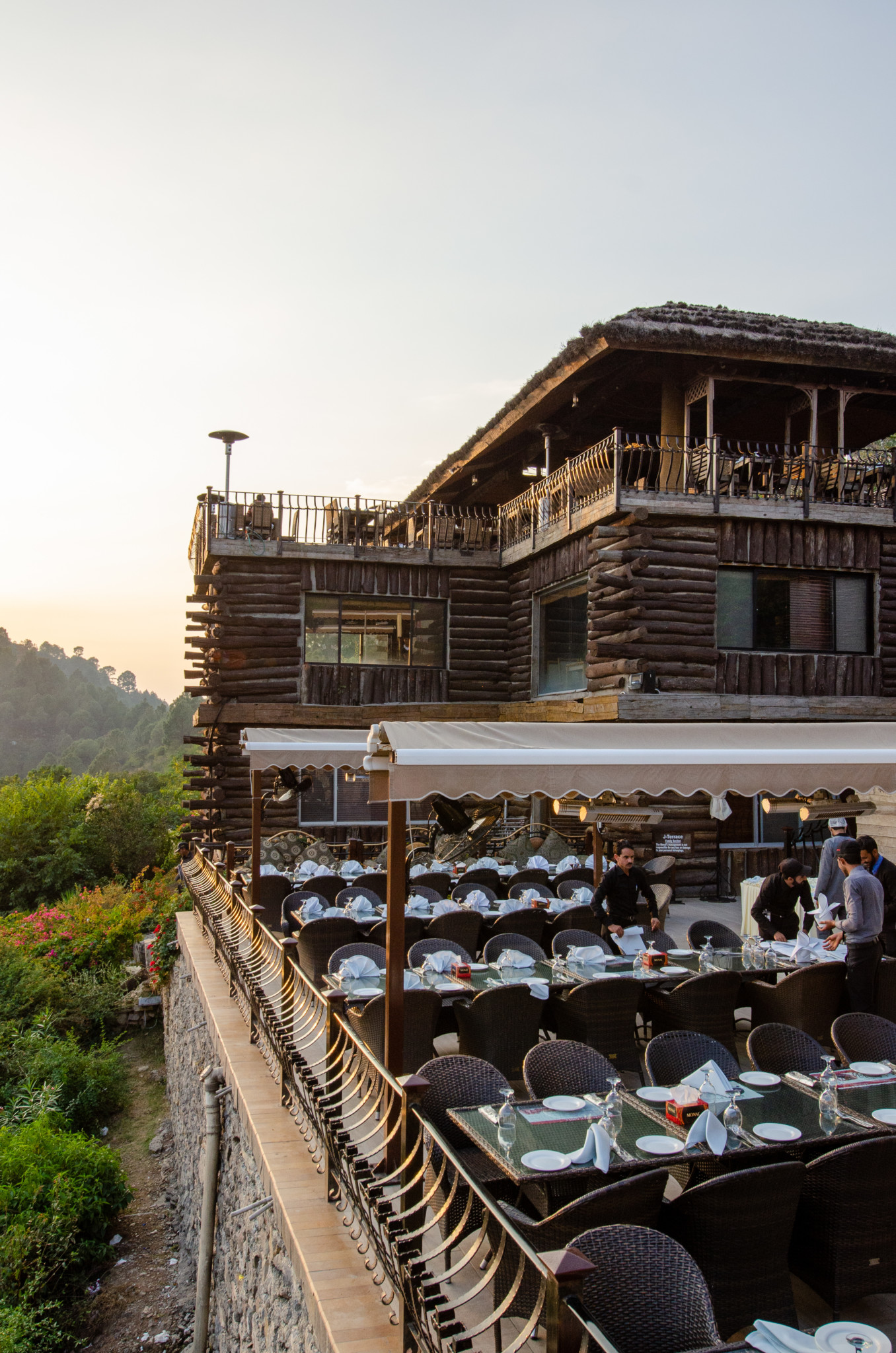 Monal Restaurant in Islamabad