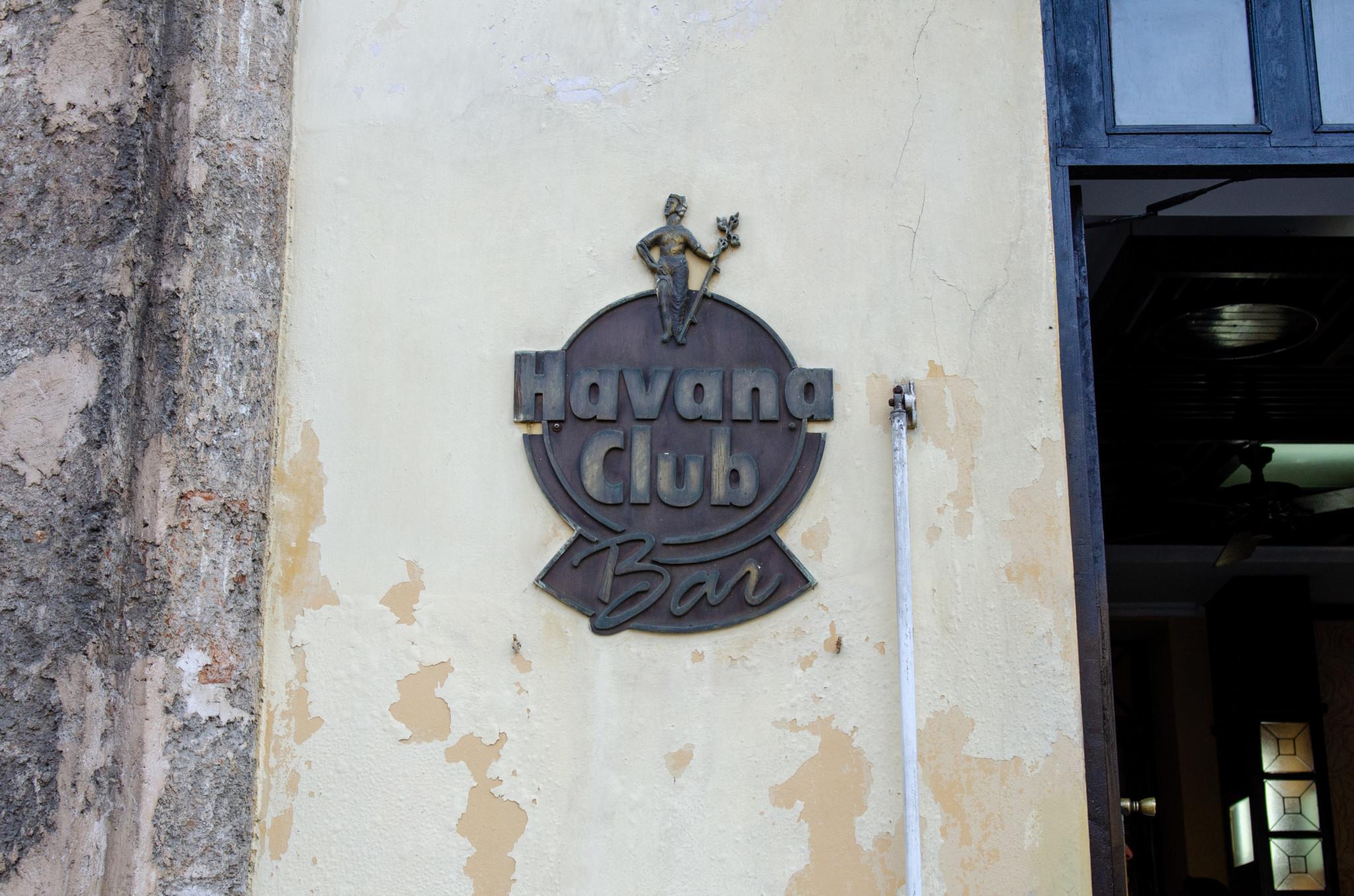 Im Museo del Ron Havanna lernt man was über Rum in Kuba