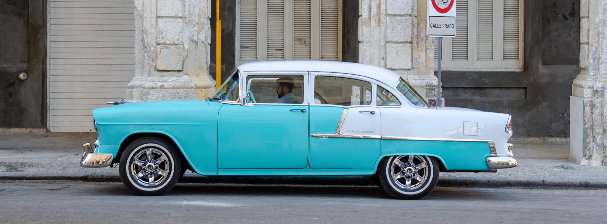 Oldtimer in Havanna Cuba