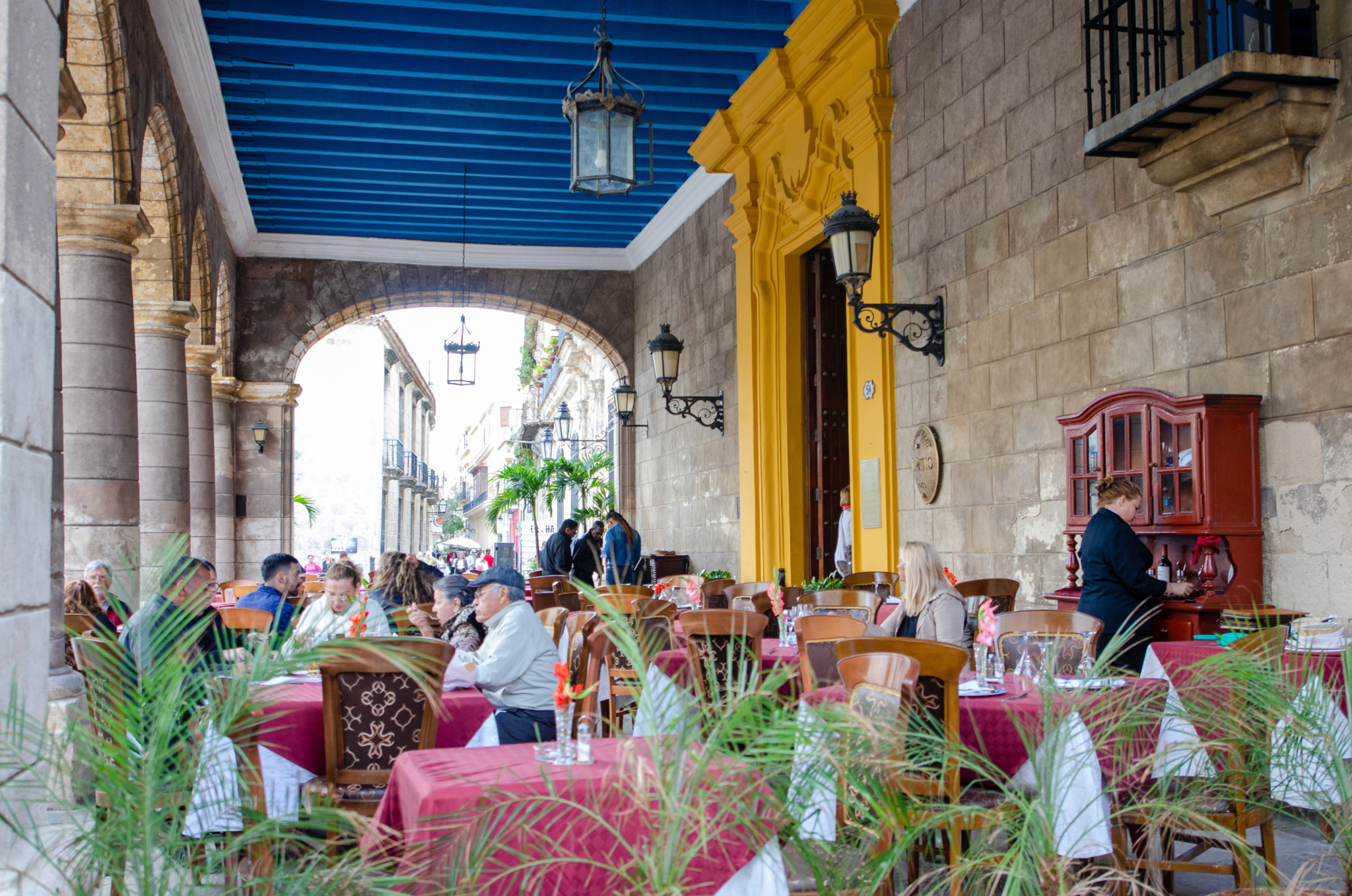 Café am Plaza Vieja