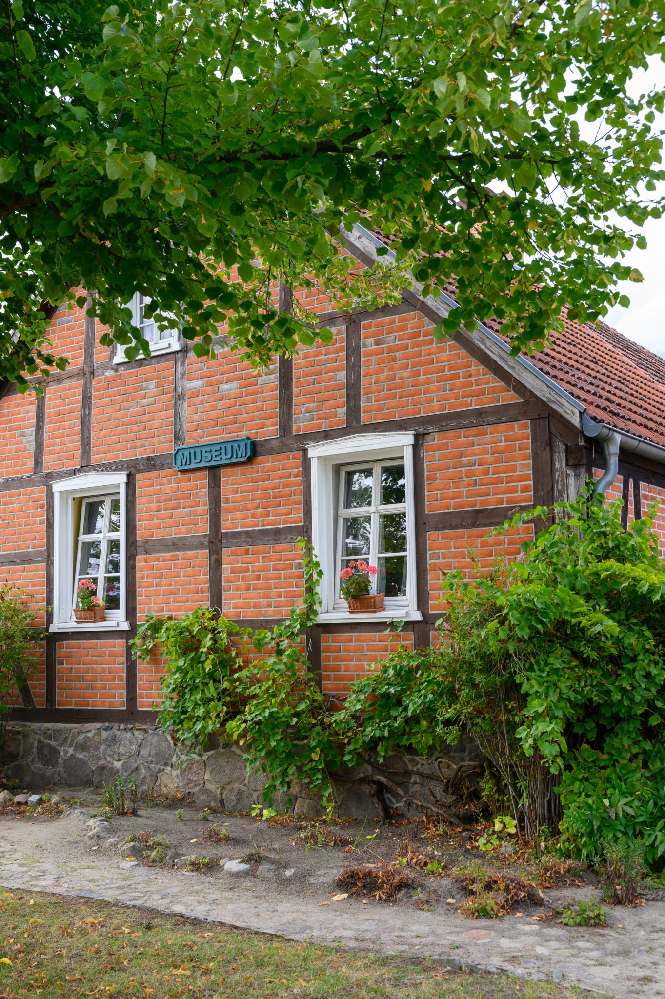 Ringenwalde unser liebstes unter den Dörfern in Brandenburg