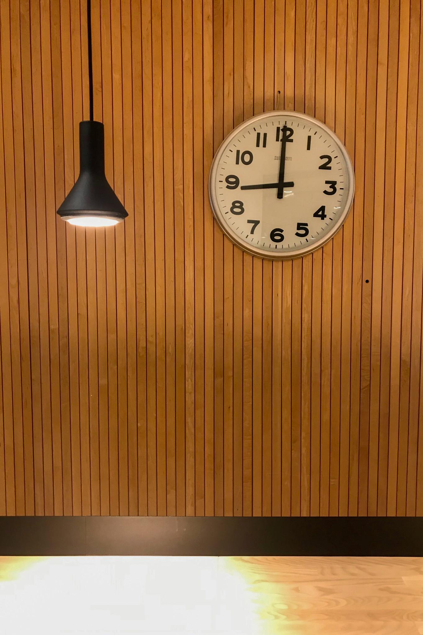 Dekoration in der SAS Lounge in Stockholm