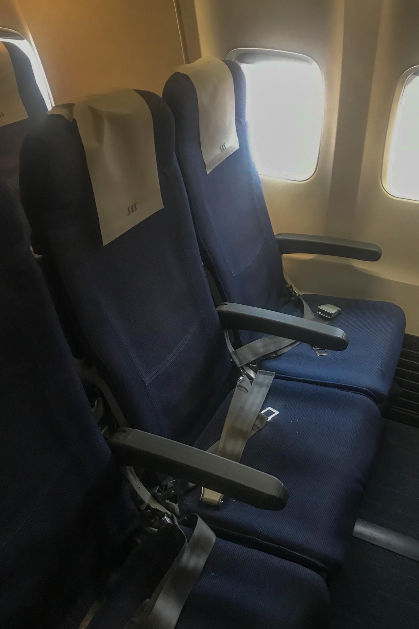 Sitze in der SAS Plus