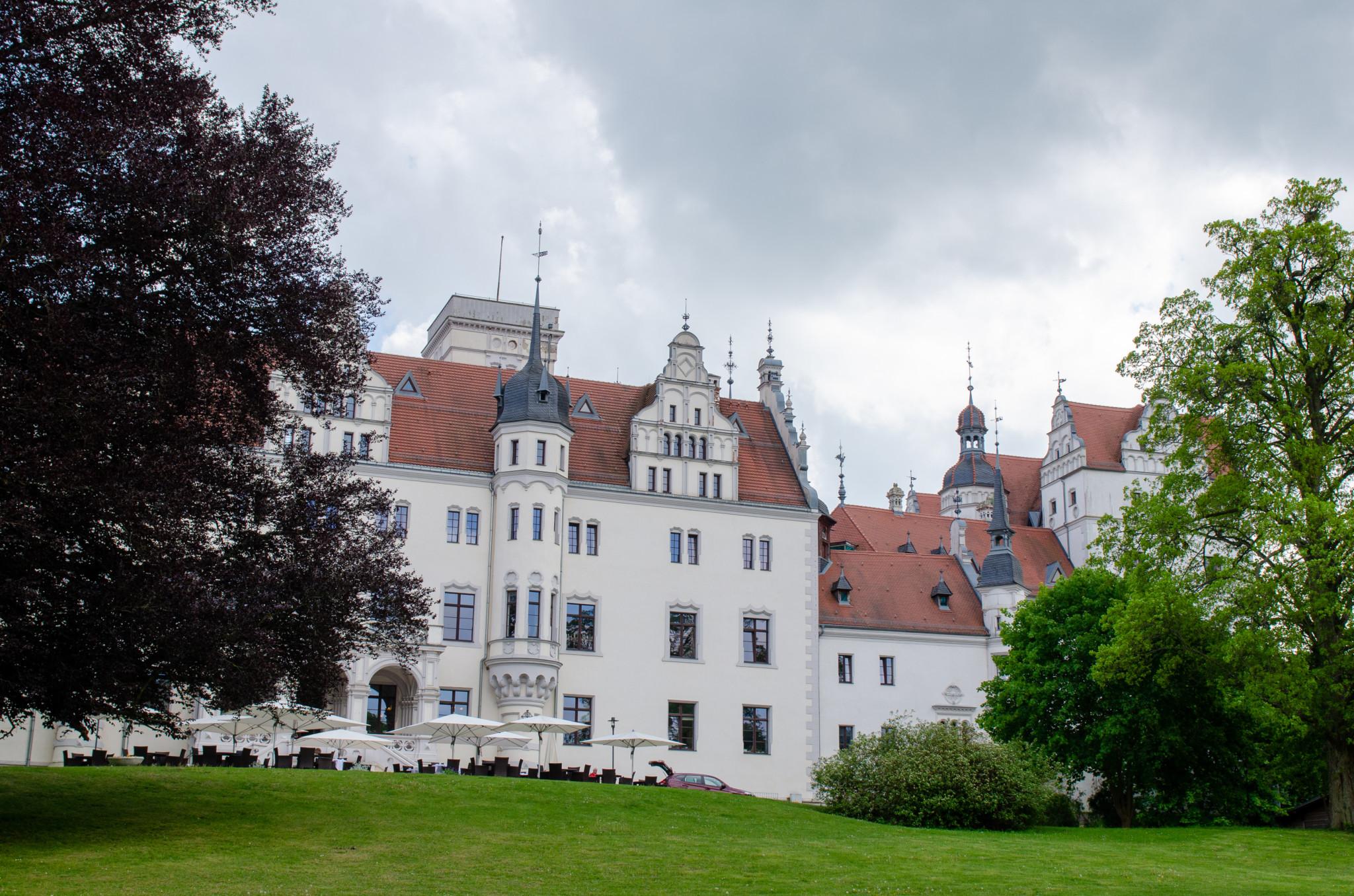 Schloss Boitzenburg in Brandenburg