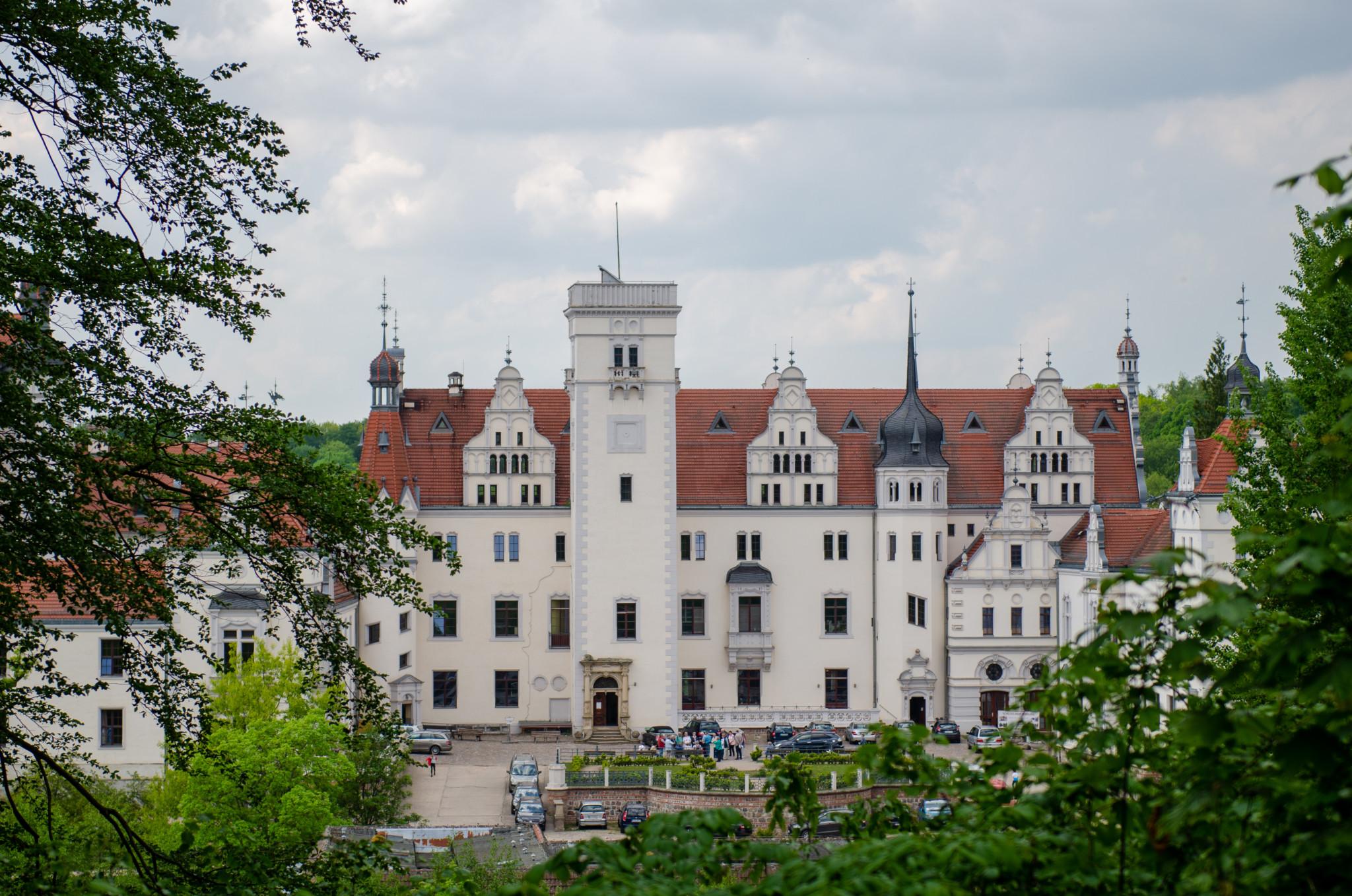 Zu den Sehenswürdigkeiten in der Uckermark zählt ganz klar das Schloss Boitzenburg