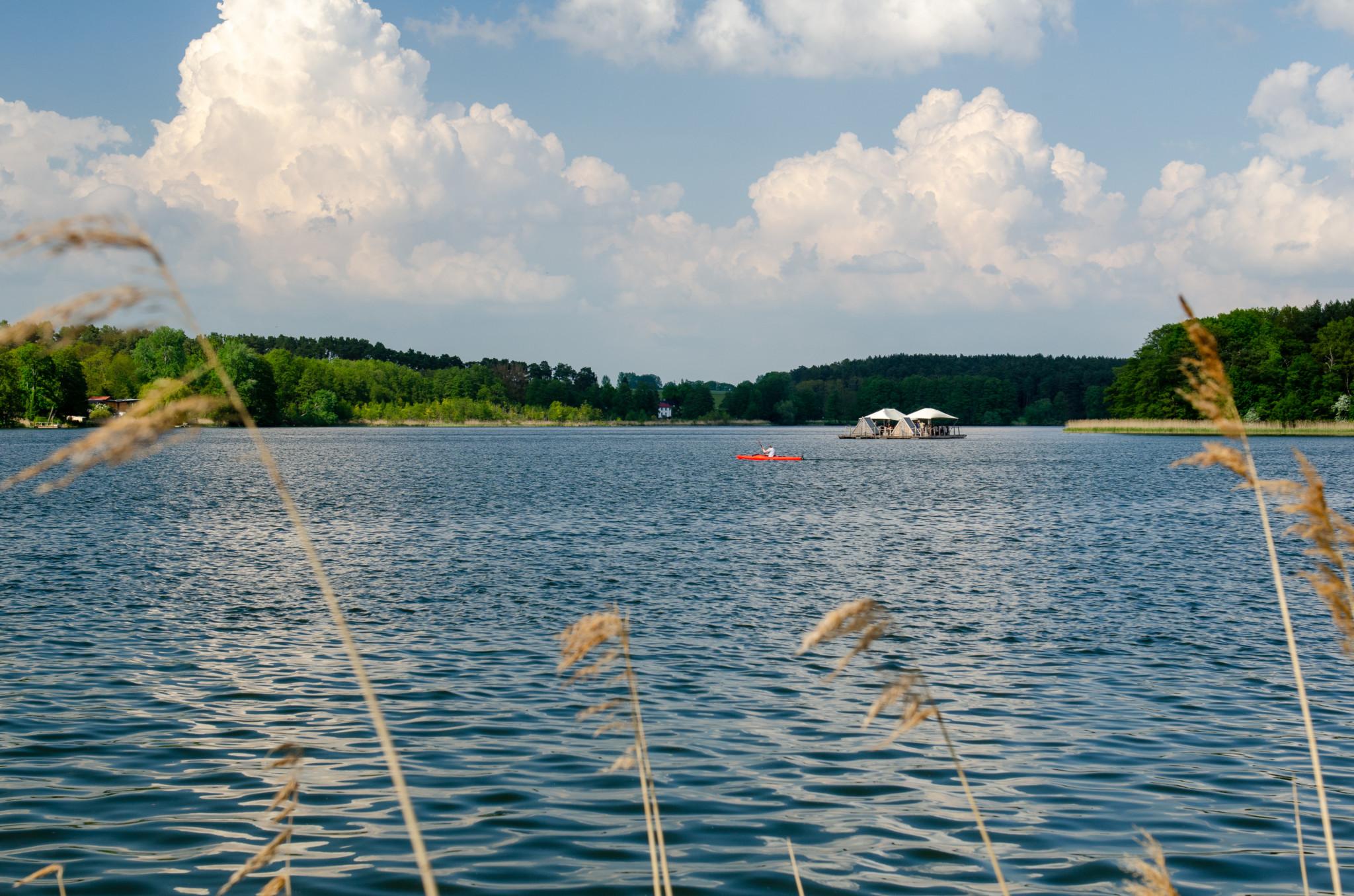 Einer der Seen in Lychen