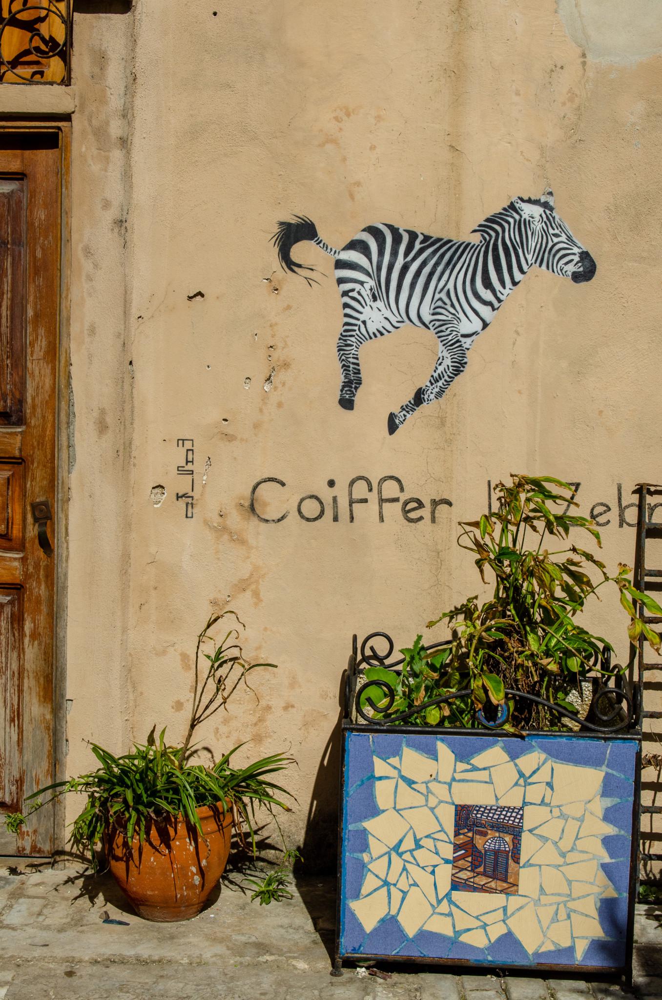 Streetart in Havanna