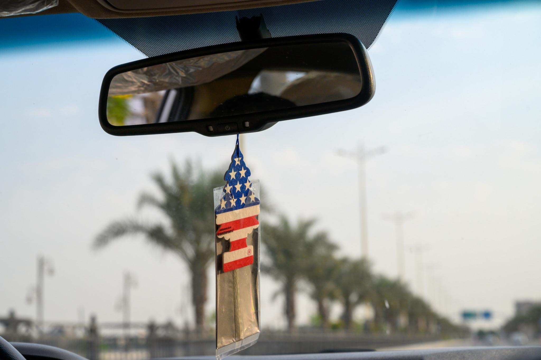 Taxi, Uber und Careem bringen einen einfach durch Dammam