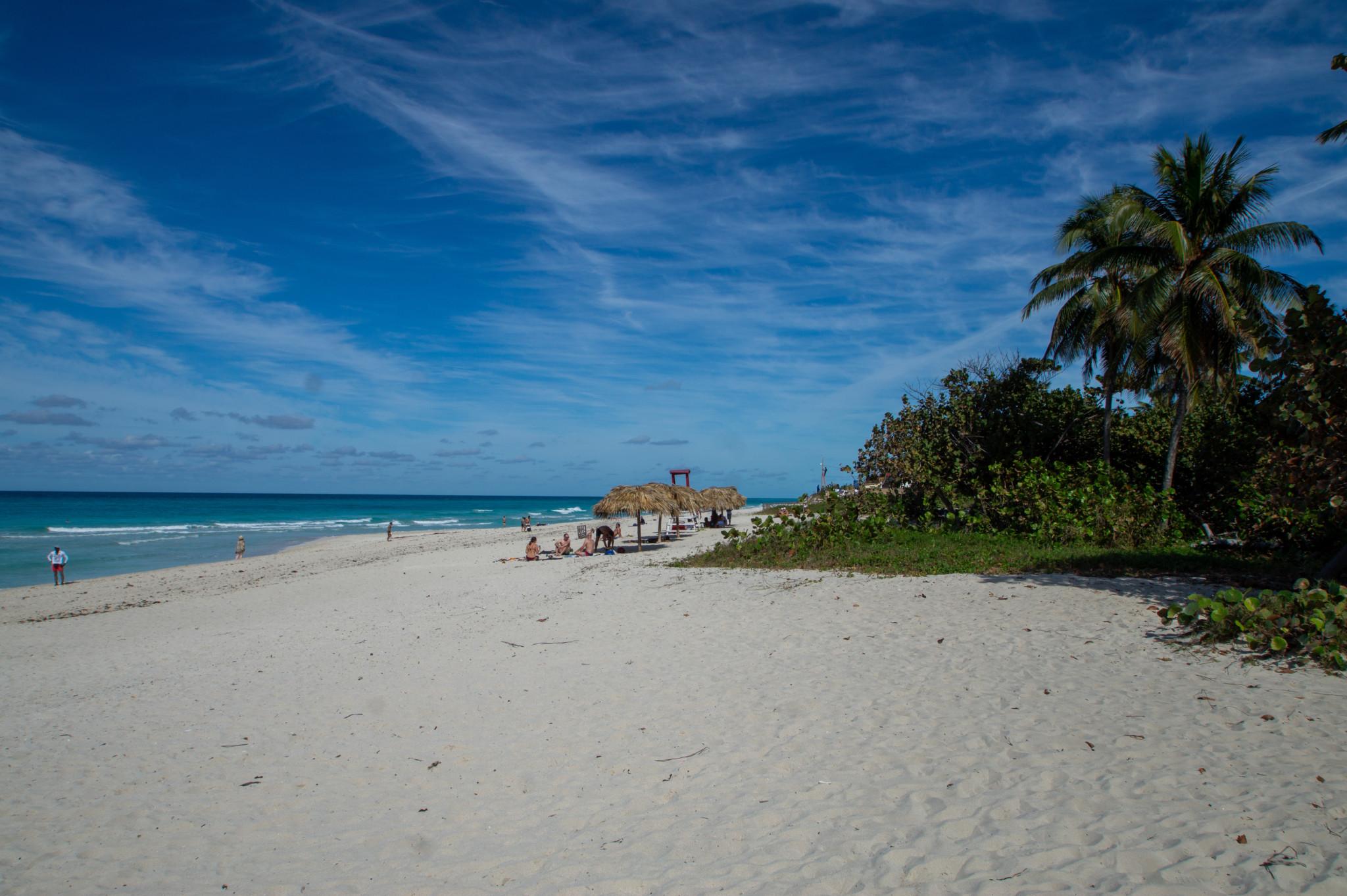 Der Strand von Varadero ist ein echtes Highlight