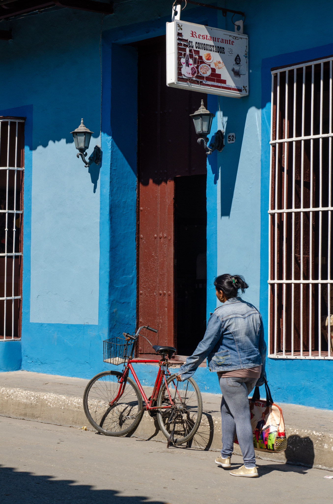 Seitengasse in Kubas Geheimtipp