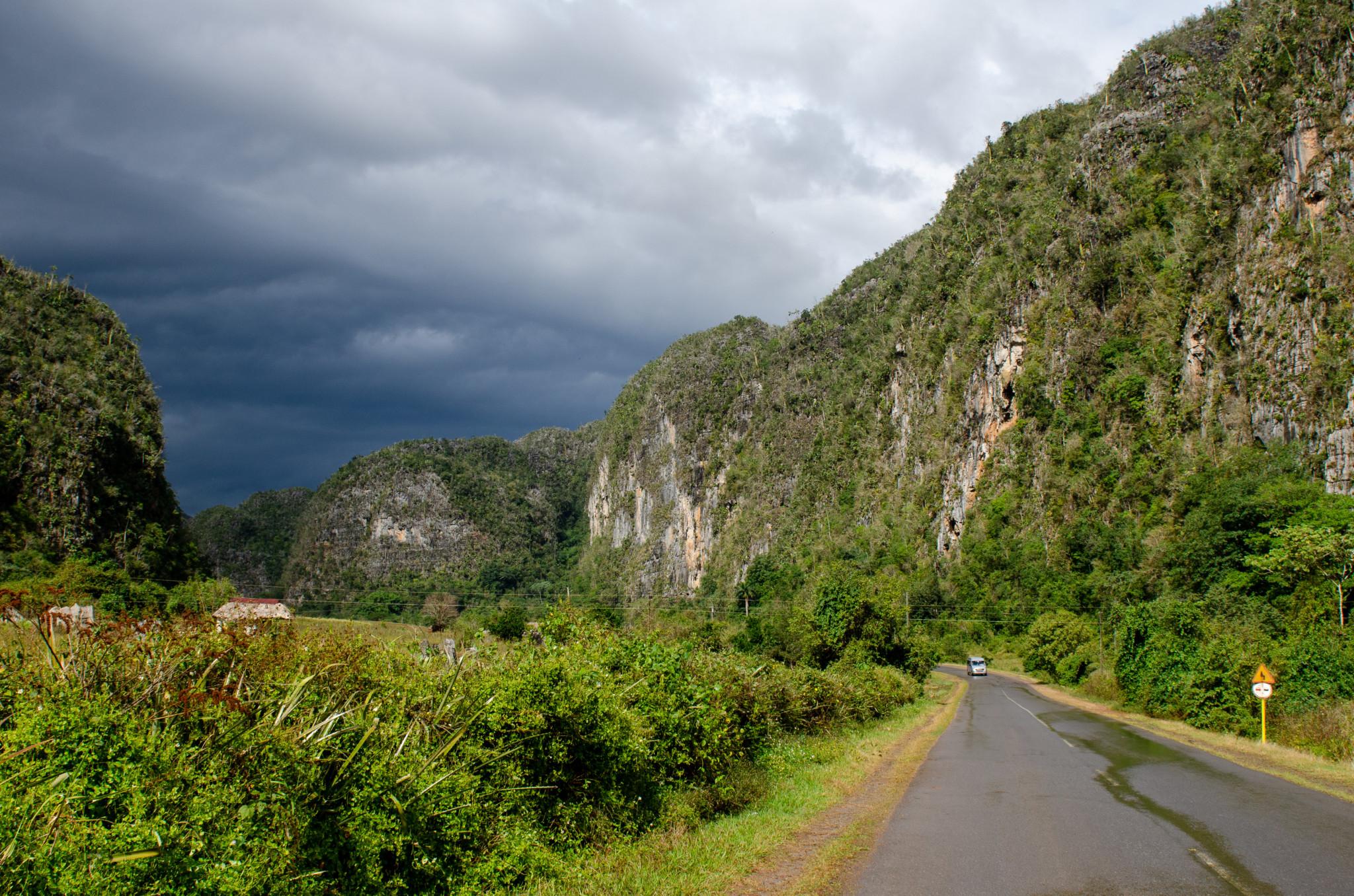 Der Nationalpark Valle de Vinales gehört zu den wichtigsten Sehenswürdigkeiten