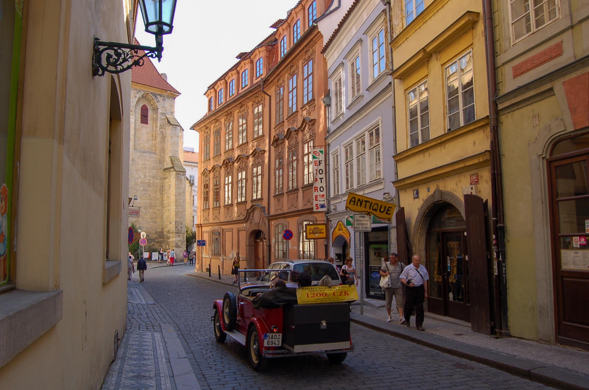 Touren in Prag gibt es ohne Ende