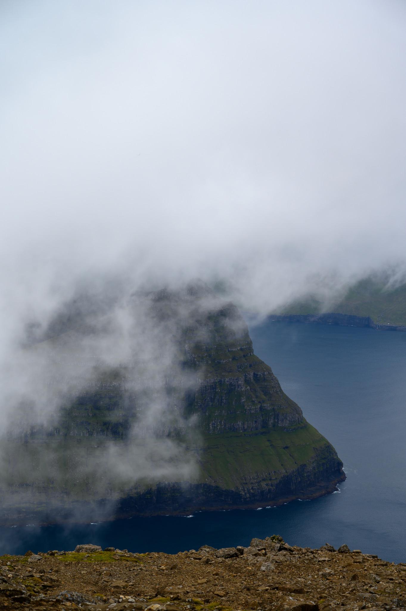 Enniberg Wanderung Färöer Tipps