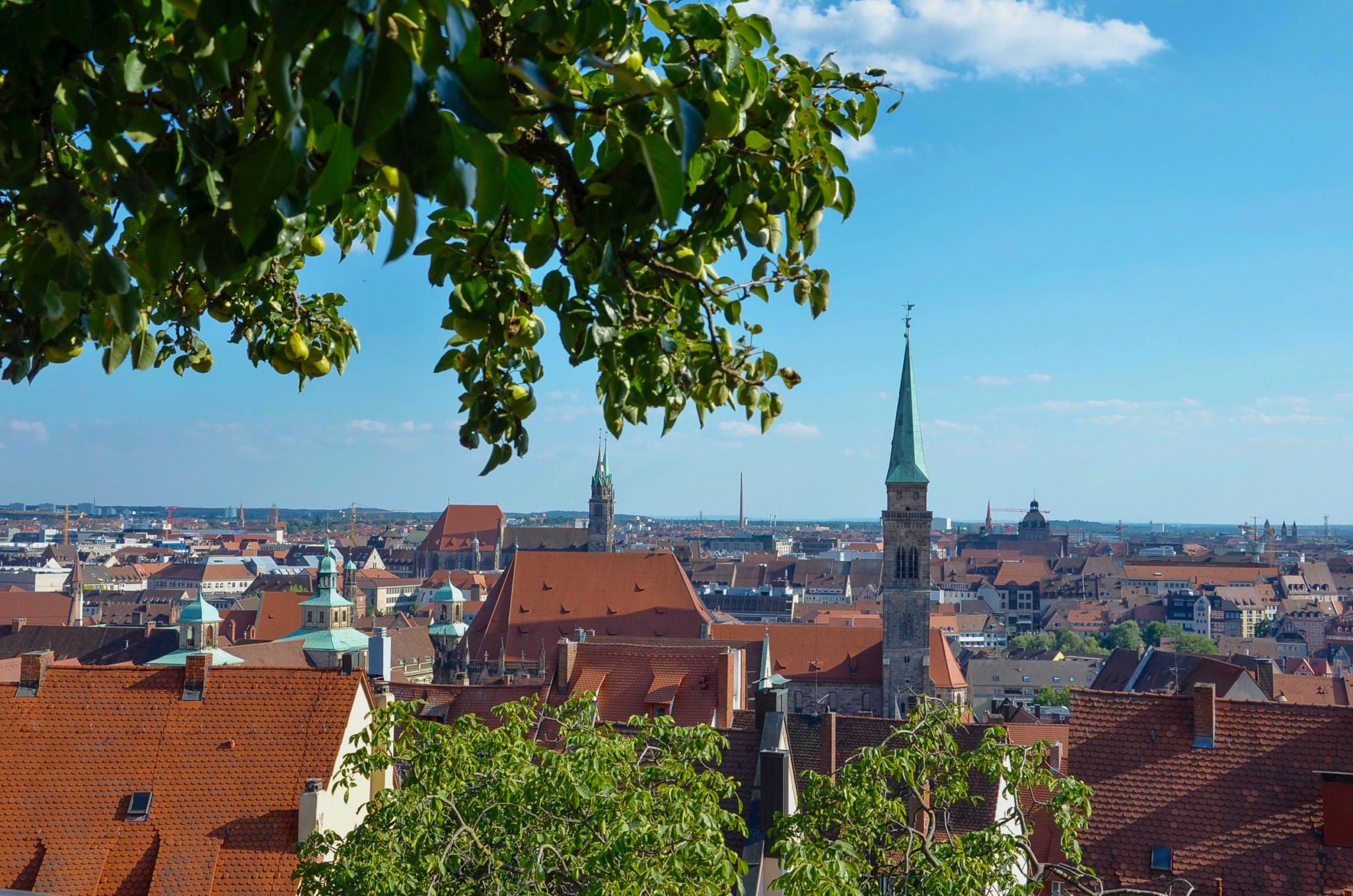 Die schönsten Sehenswürdigkeiten in Nürnberg