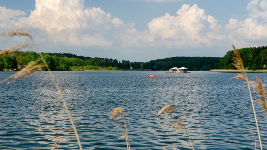 Ausflüge in Brandenburg führen meist an einen See