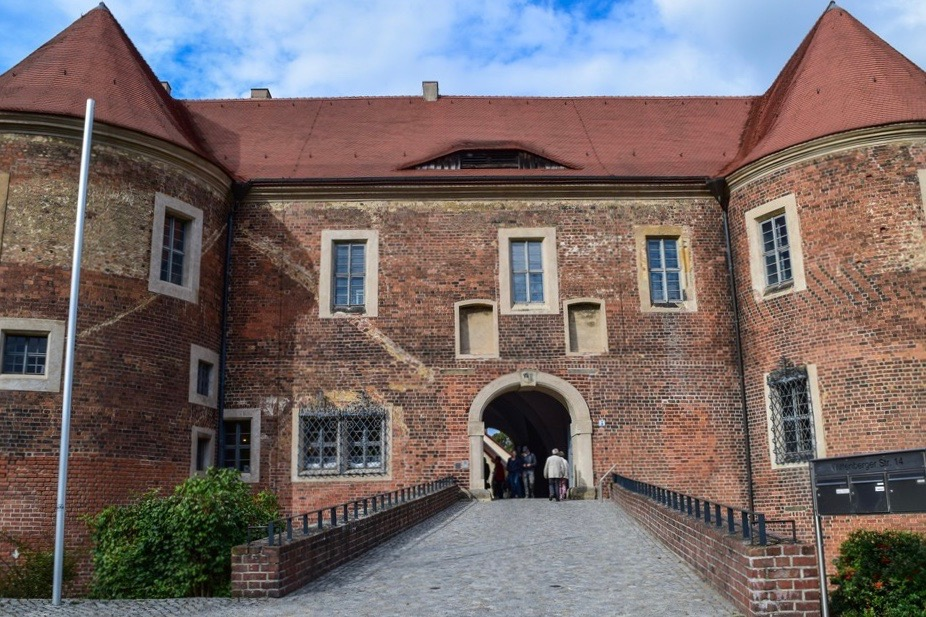 Die Burg Eisenhardt ist ein schöner Ausflugstipp für Brandenburg