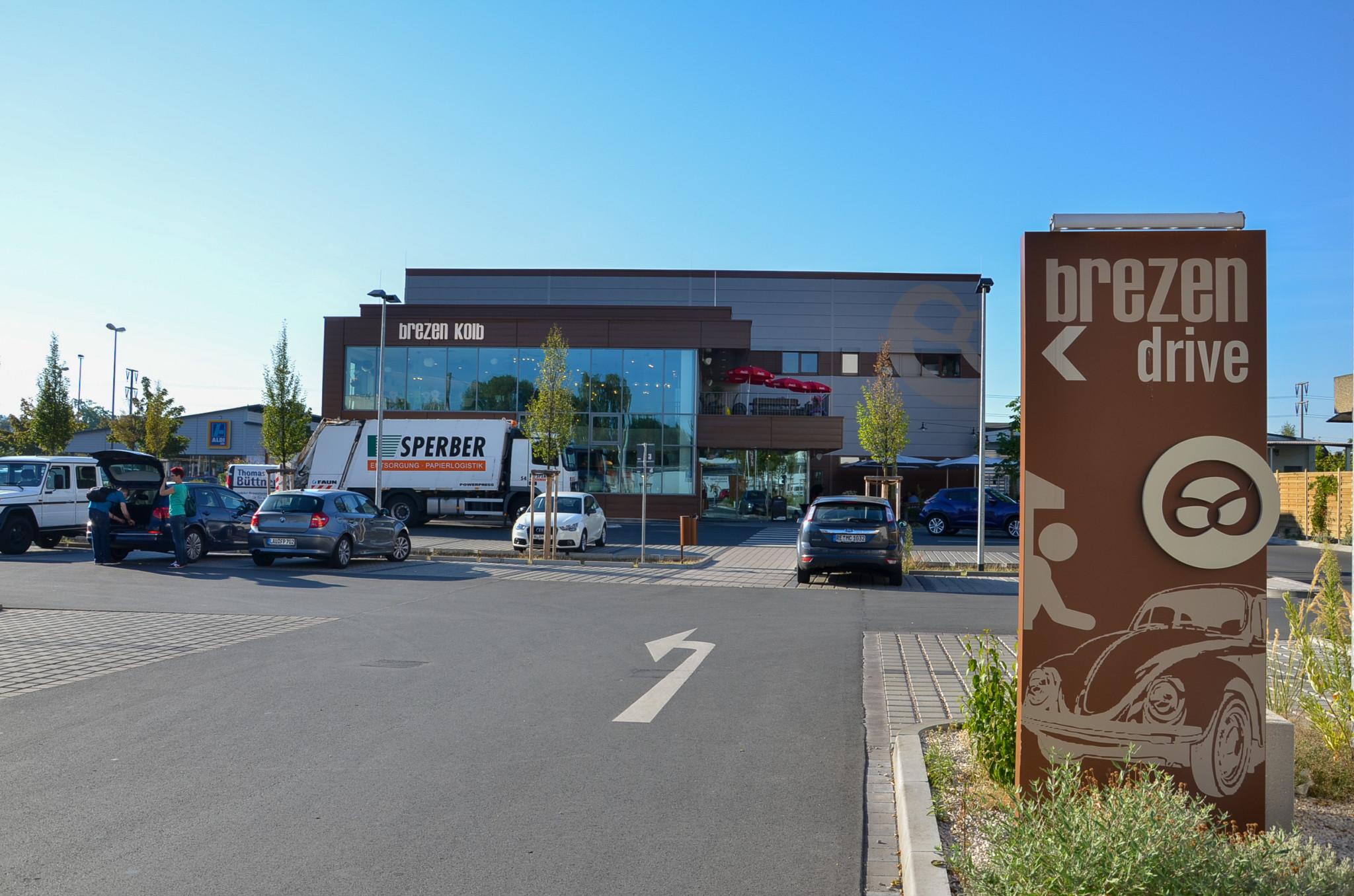 Brezen Drive in Nürnberg