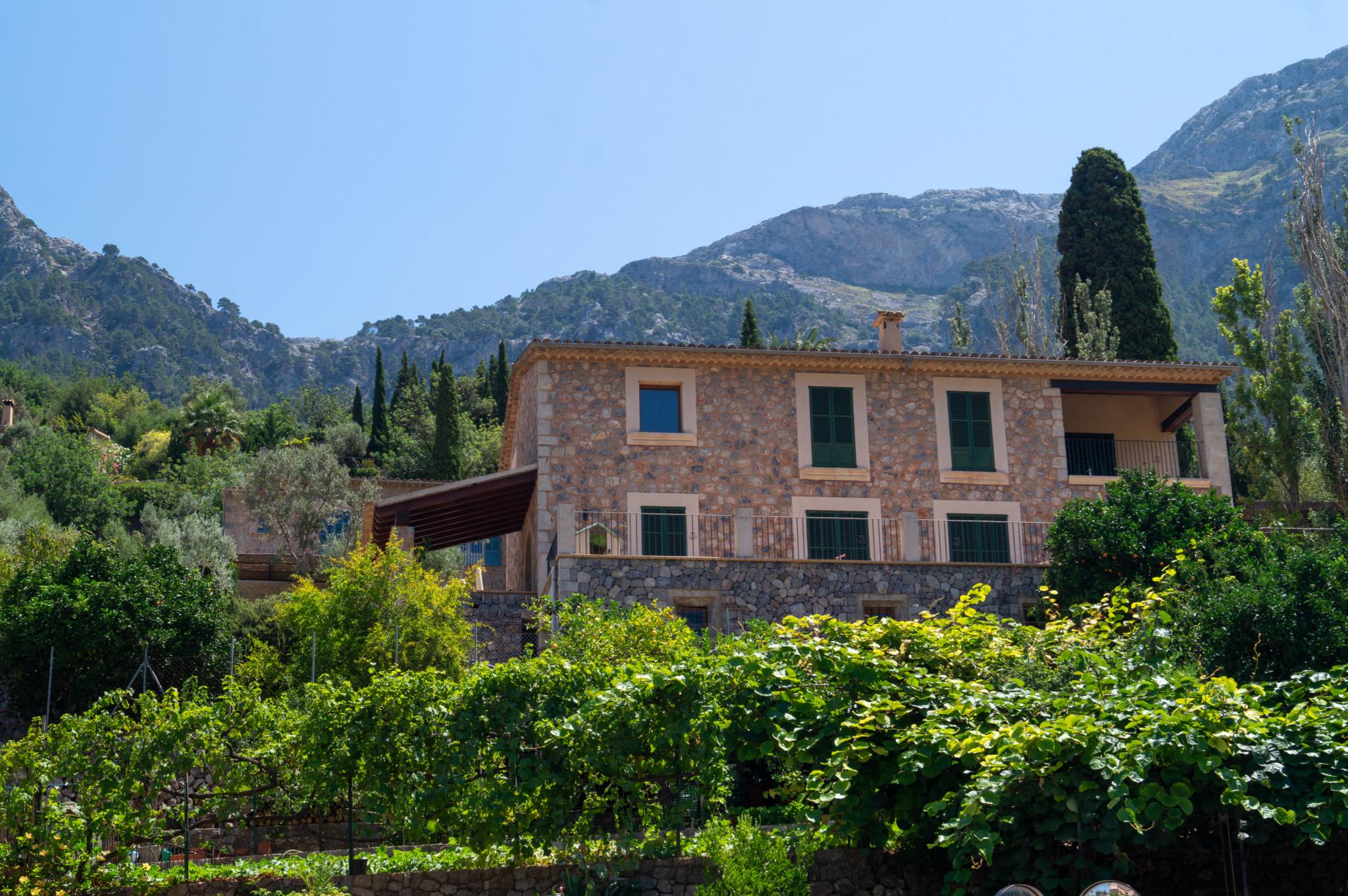 Typische Architektur auf Mallorca