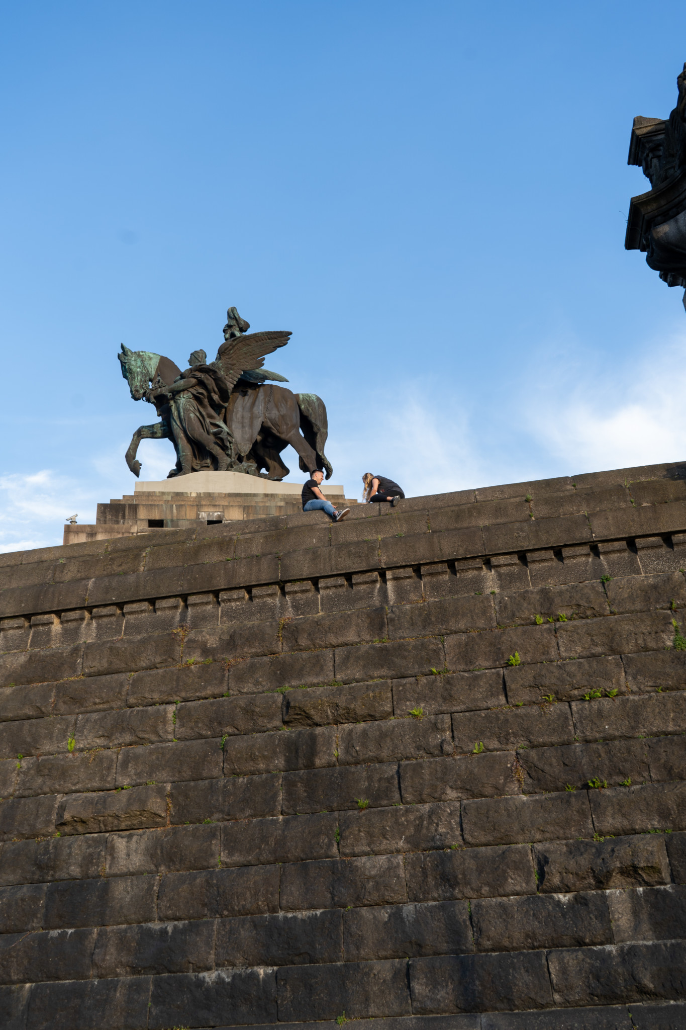 Zu den wichtigsten Koblenz Sehenswürdigkeiten gehört das Deutsche Eck