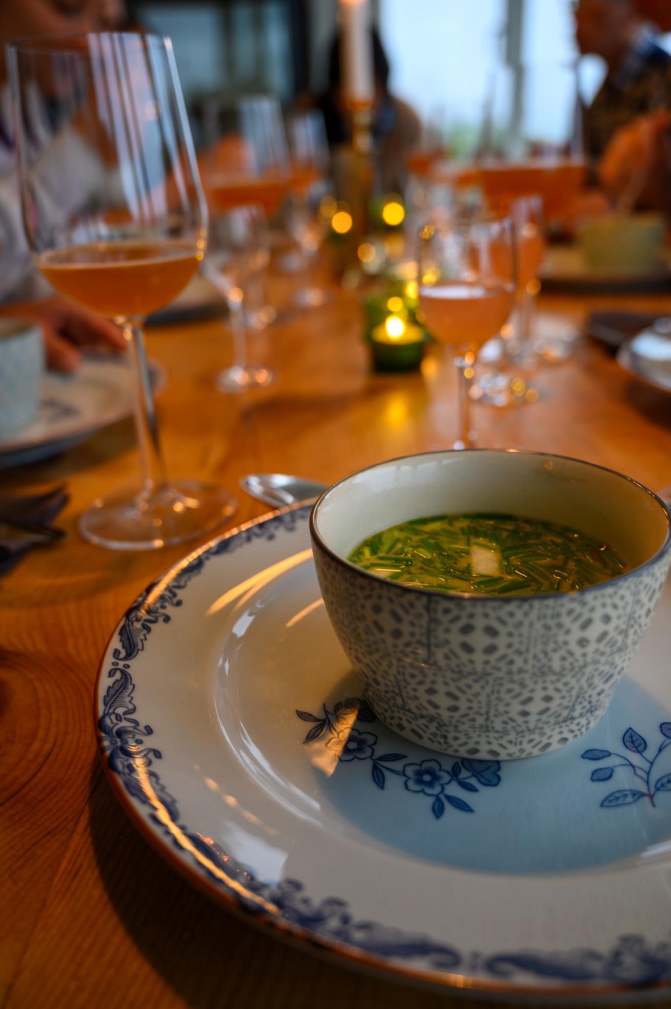 Essen und kochen bei Einheimischen auf Färöer