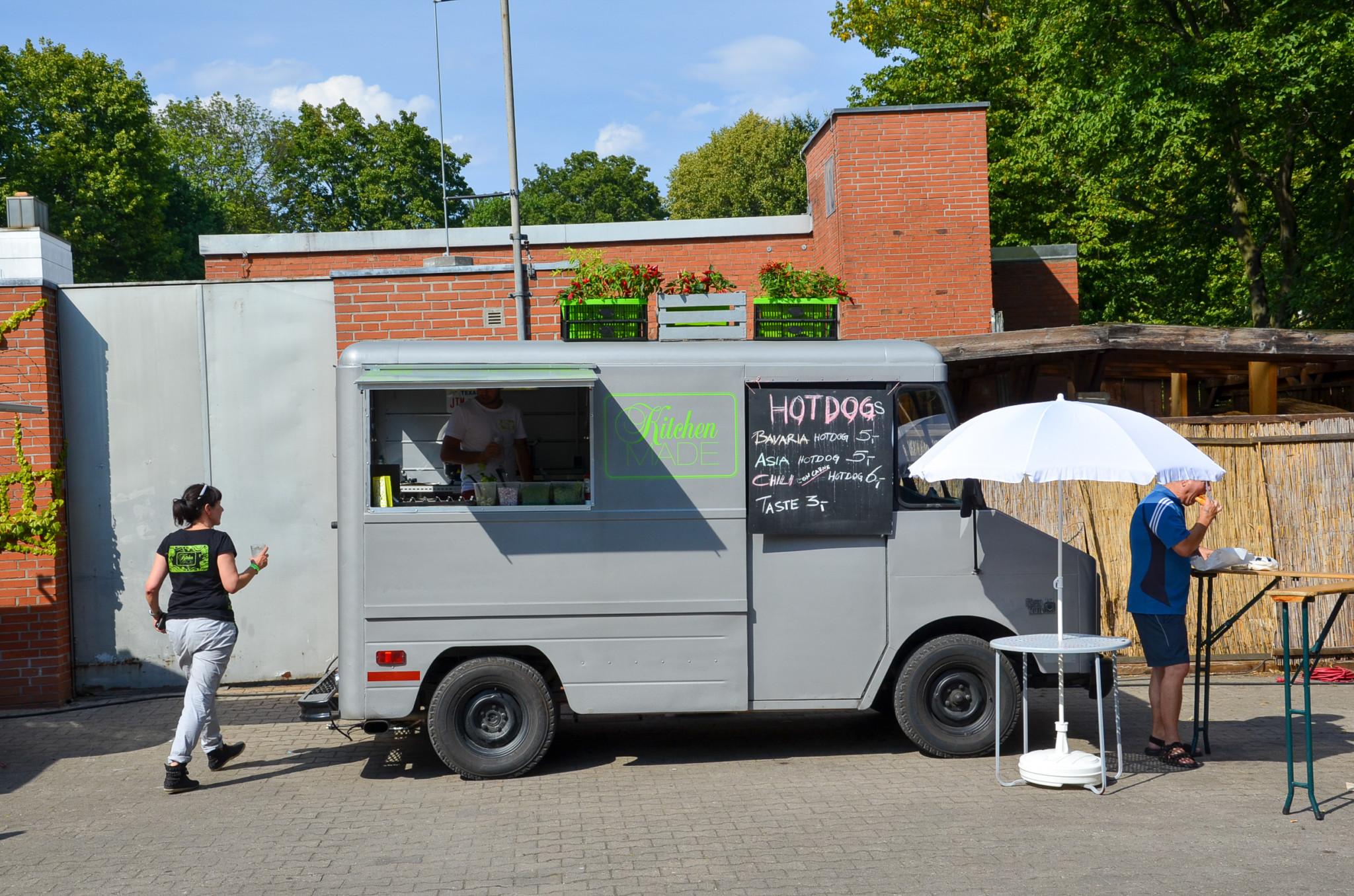 Der Streetfood Markt Nürnberg ist einer der besten Nürnberg Insider