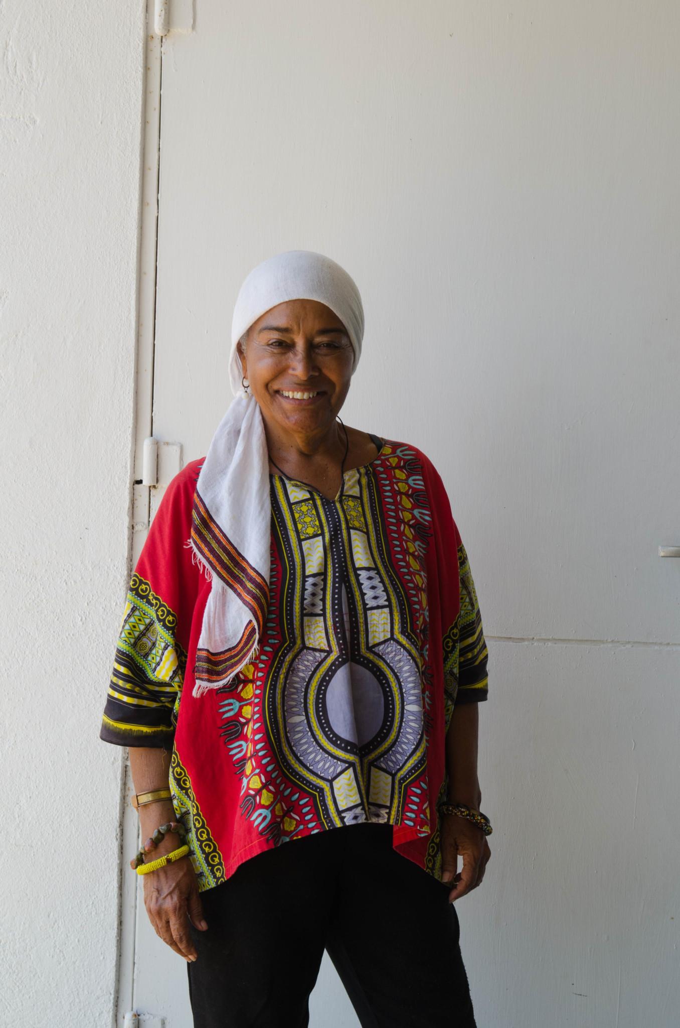 Jeanne gilt als Aktivistin auf Curacao