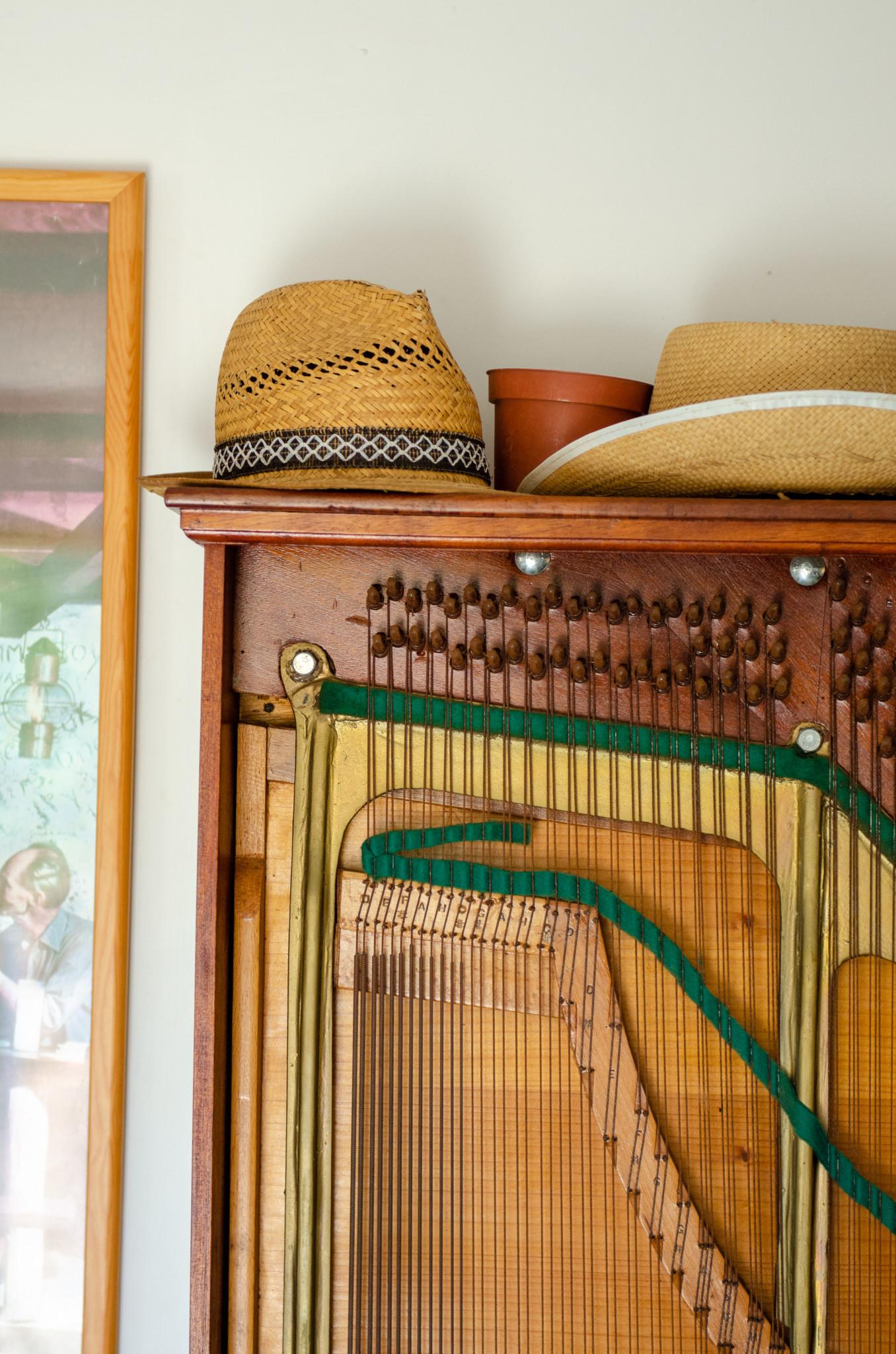 Im Kai Orgel Museum kann man in die Geschichte der Insel eintauchen