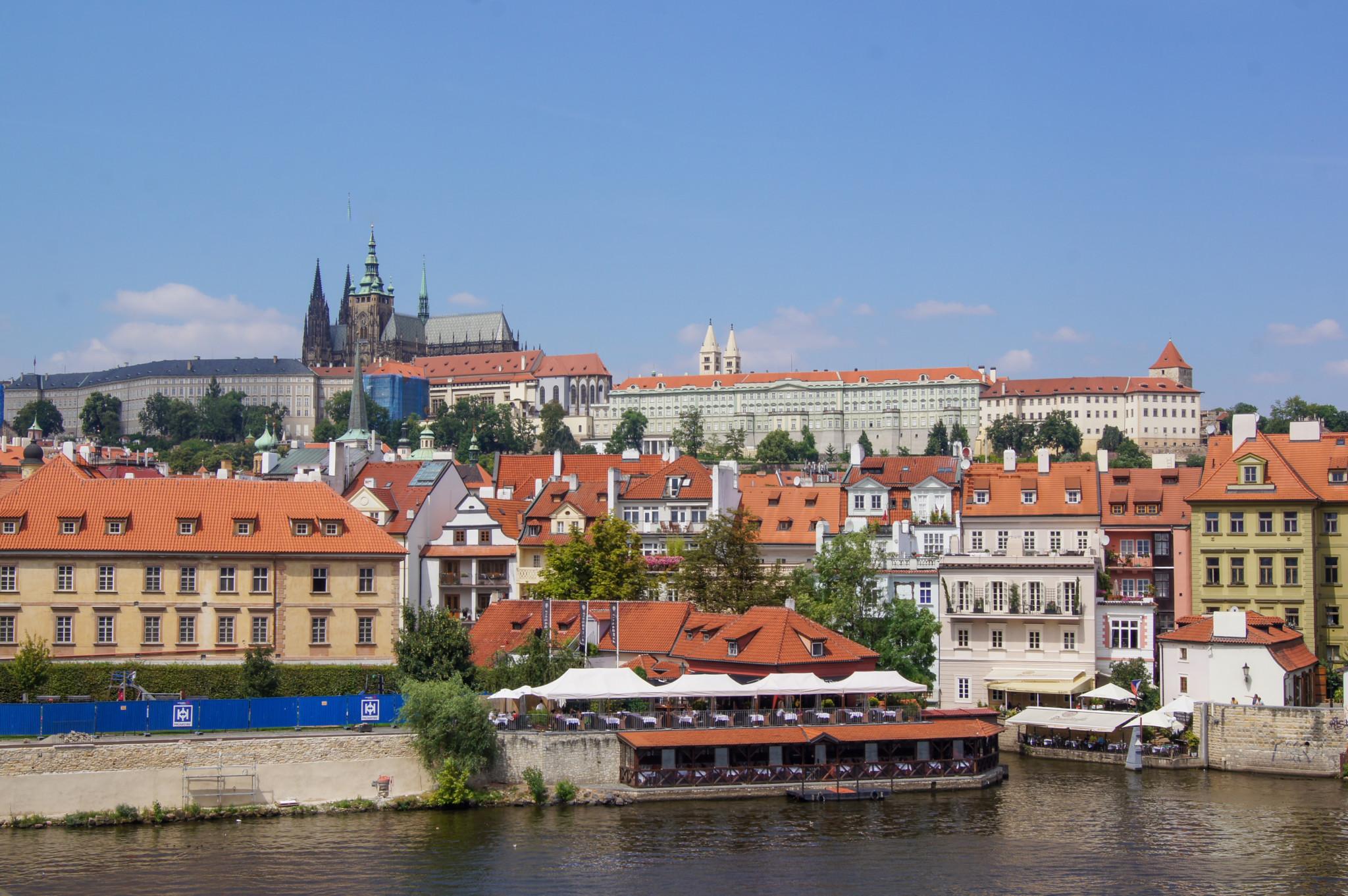 Prager Burg auf der Kleinseite