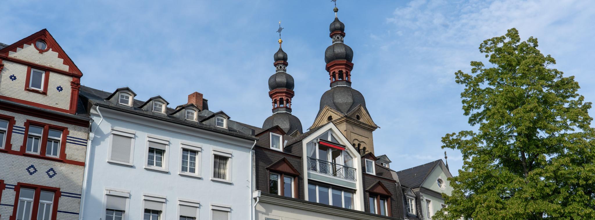 Altstadt von Koblenz
