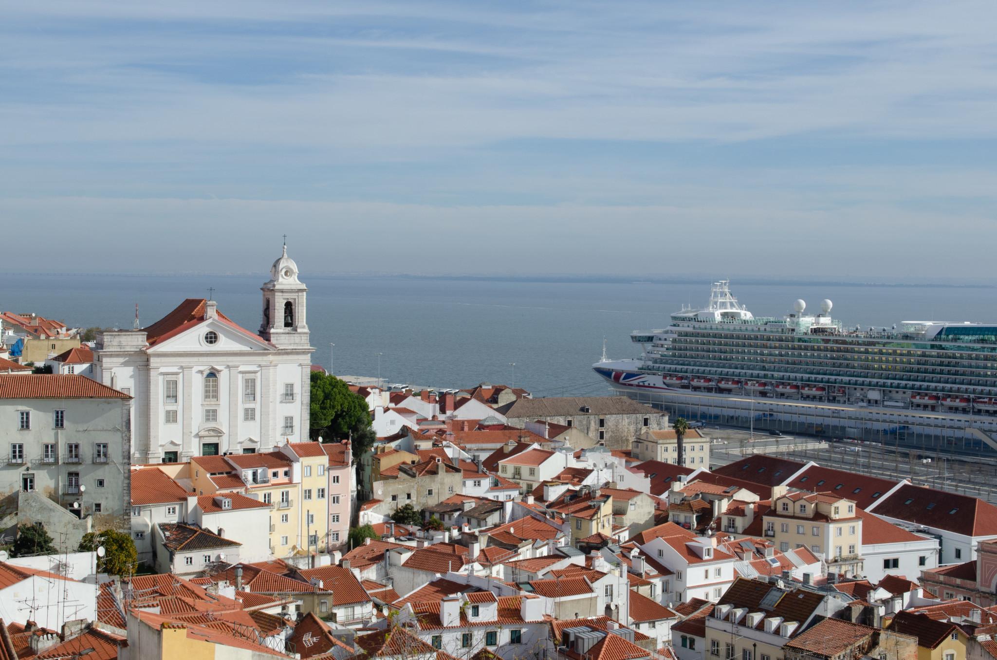 Aussichtspunkte in Lissabon
