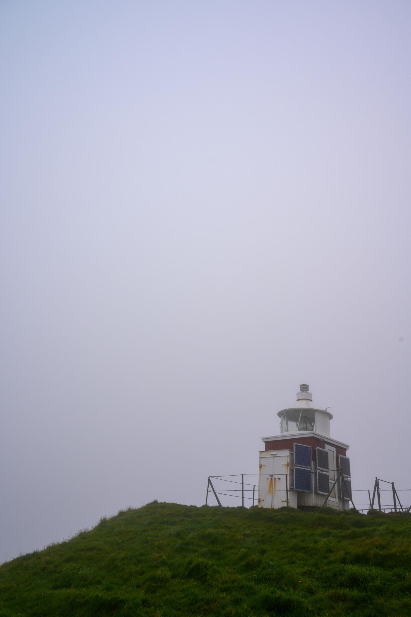 Leuchtturm Kallur auf Kalsoy
