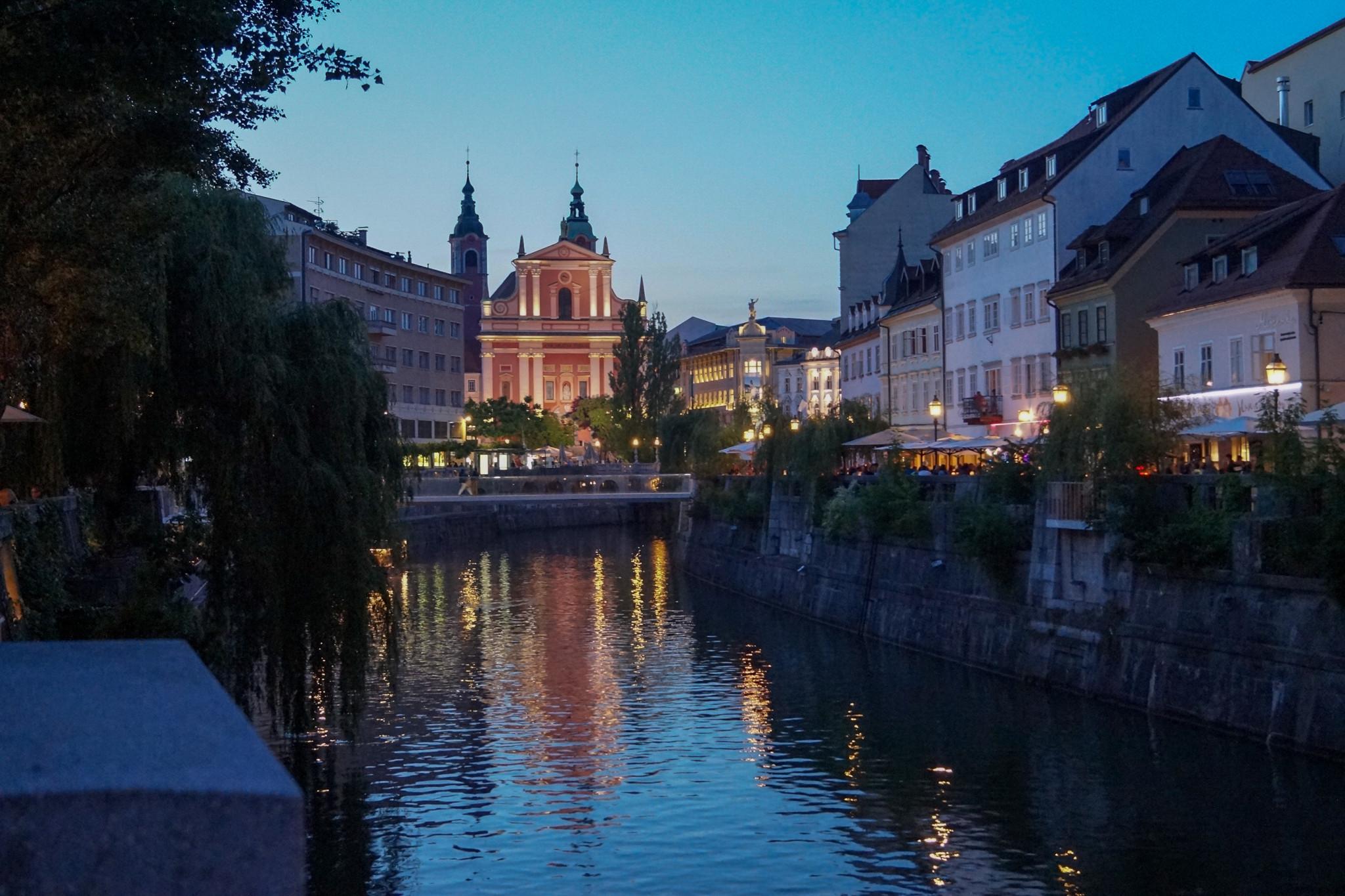 Ljubljanica in Ljubljana
