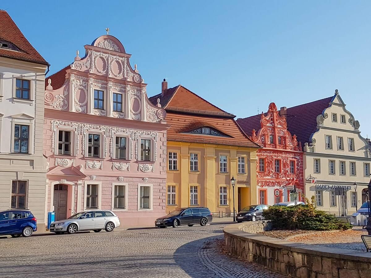 Die Stadt Luckau in Brandenburg ist noch ein echter Geheimtipp