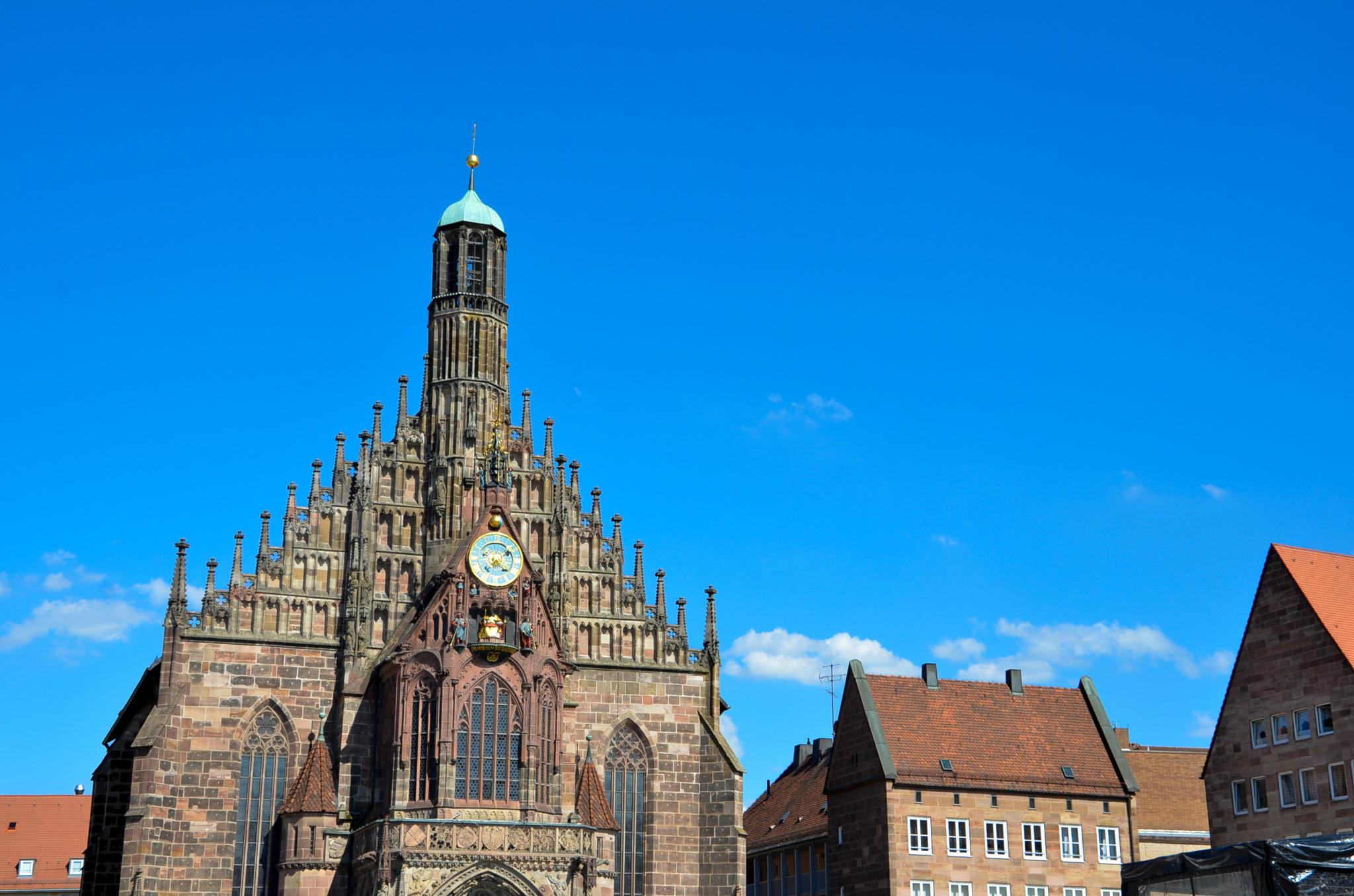 Die Nürnberger Frauenkirche sollte man besuchen