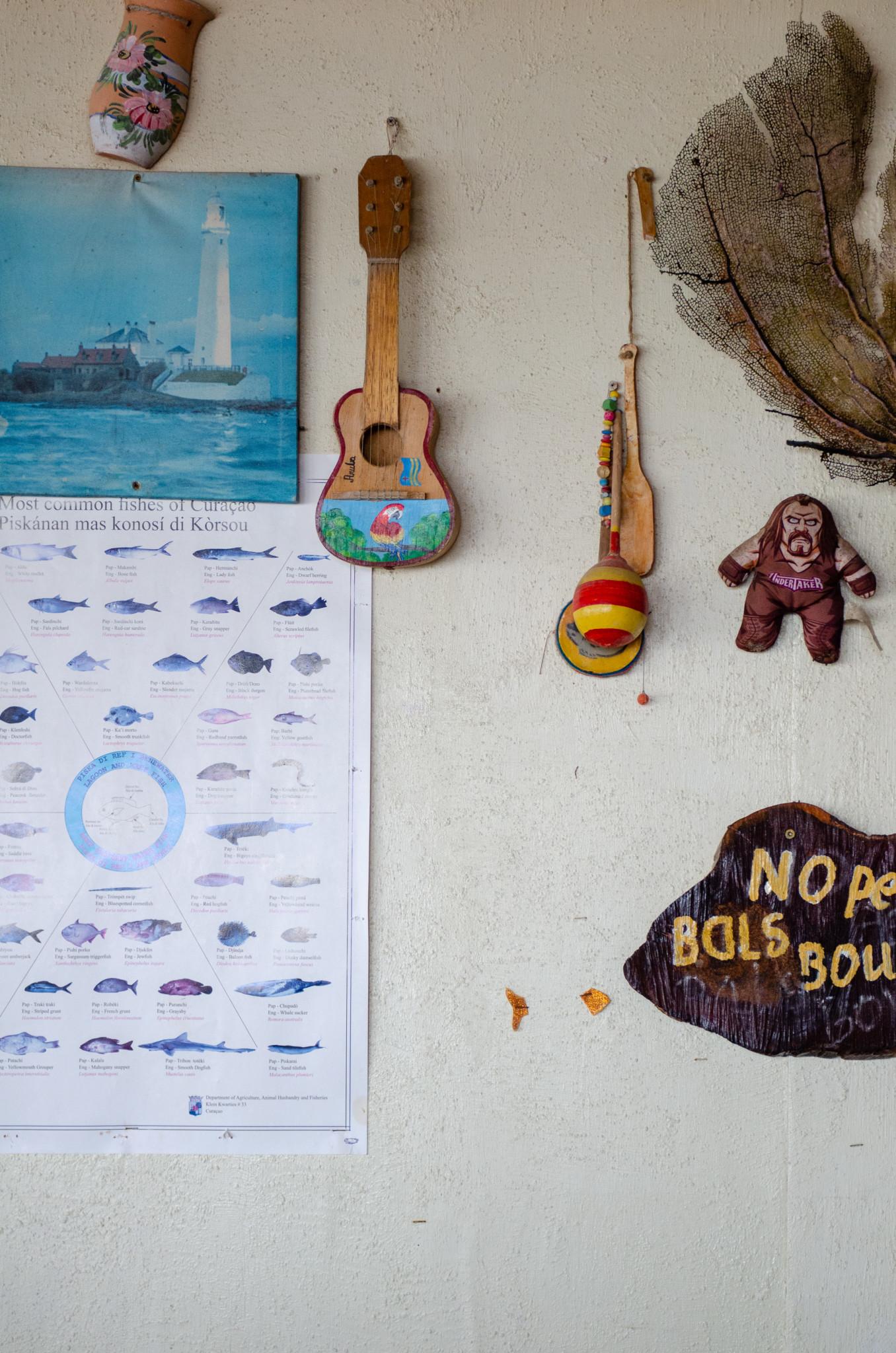 Dekoration im Purunchi auf Curacao