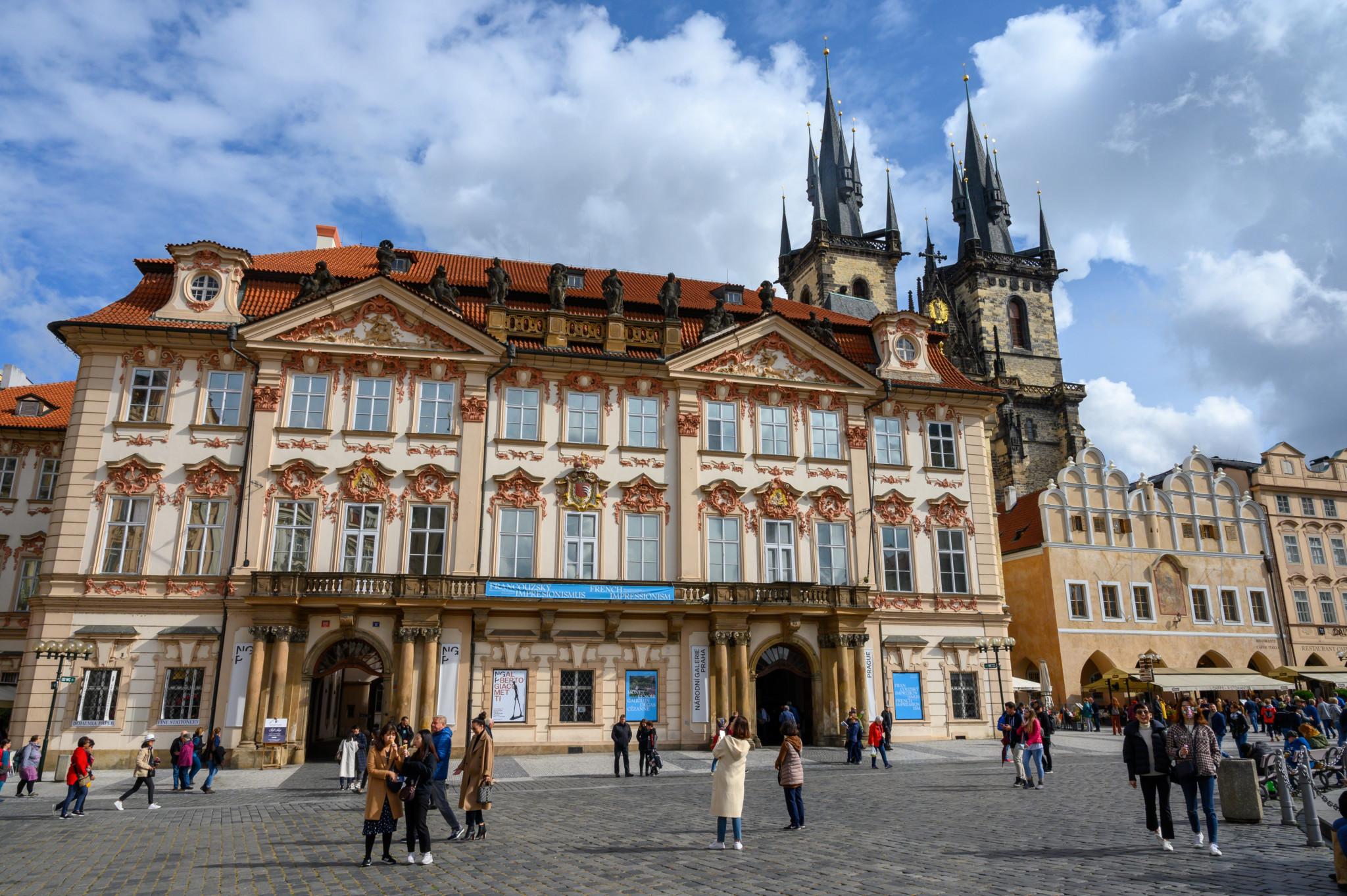 Staatsoper in Prag