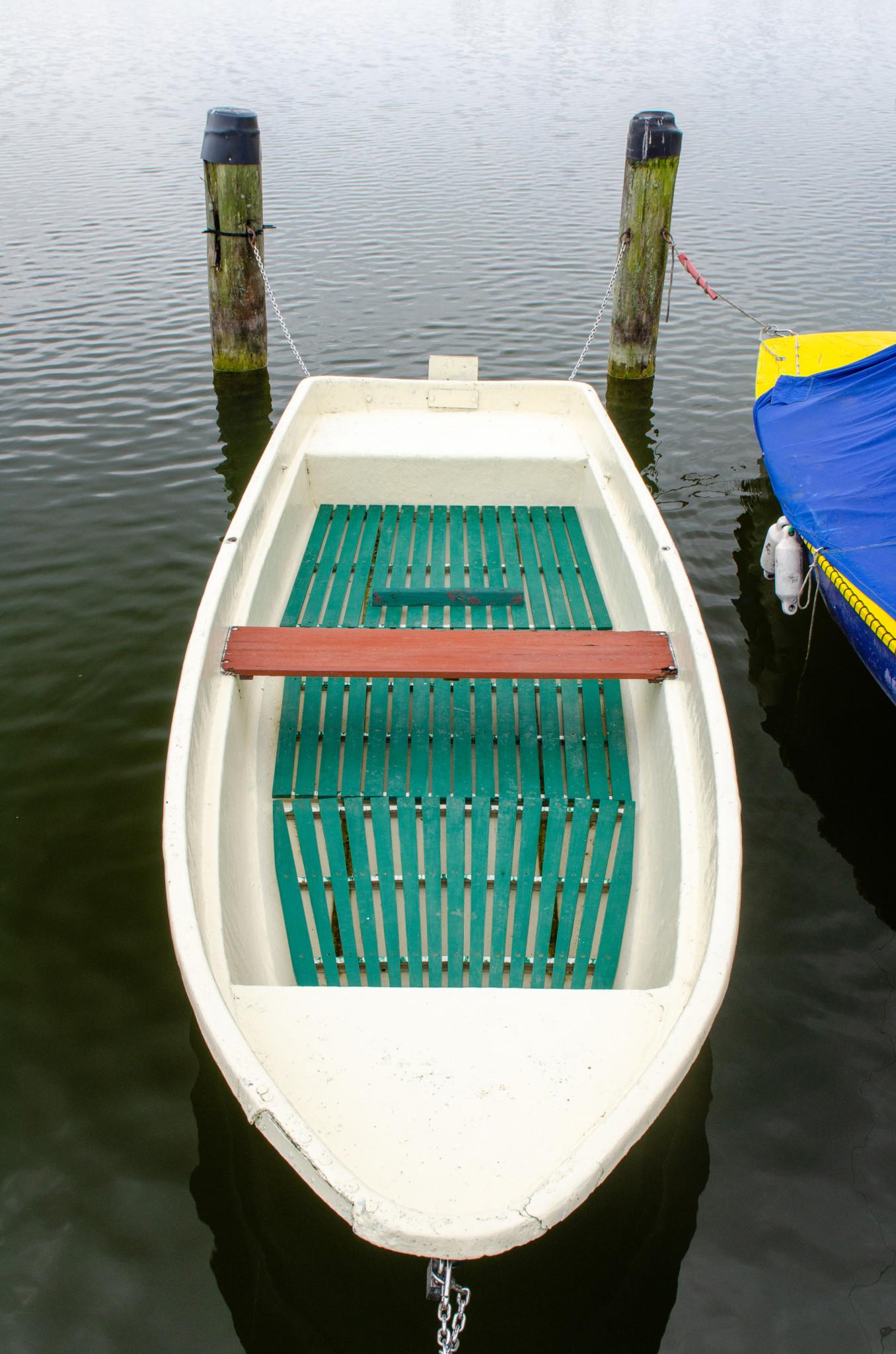 Mit dem Boot um den Uckersee