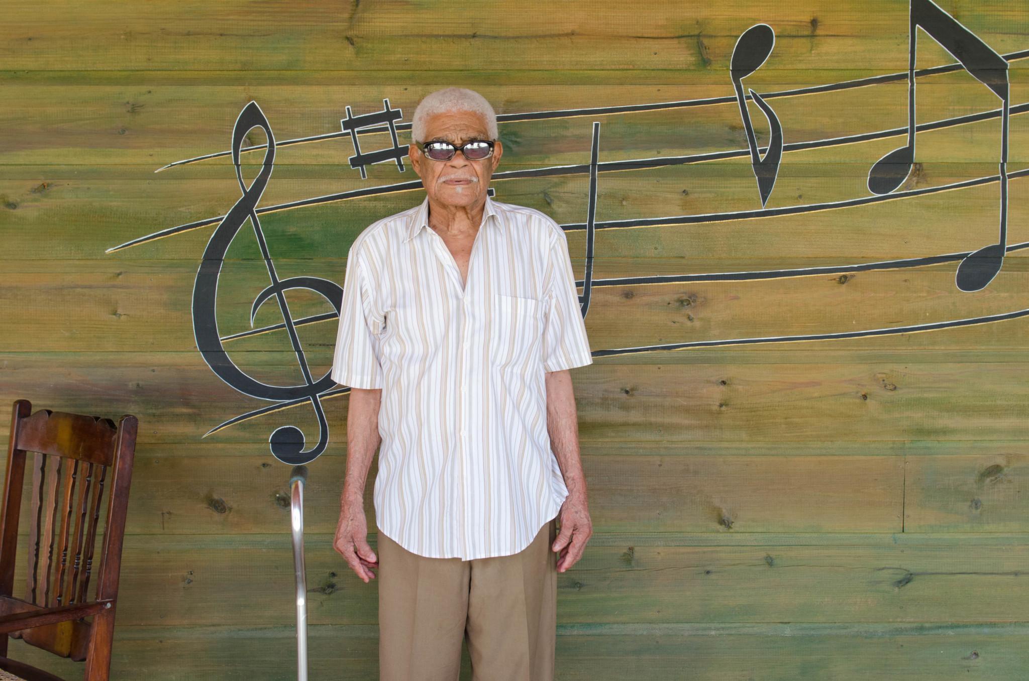 Serapio Pinedo ist ein Star auf Curacao