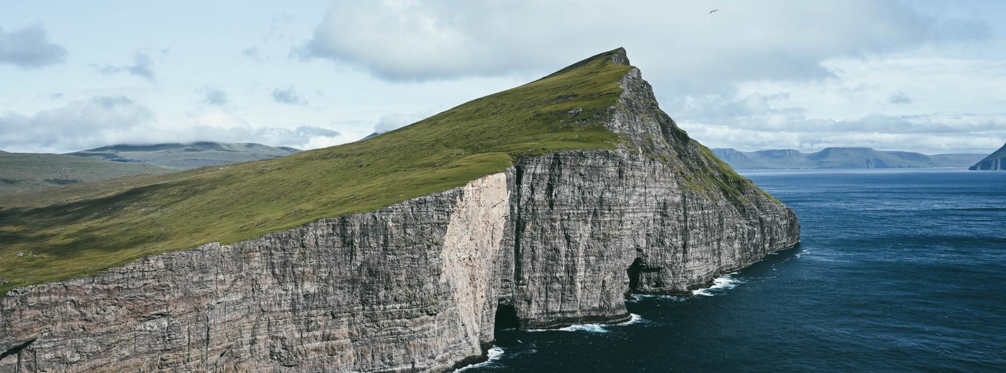Sorvagsvatn Färöer Inseln