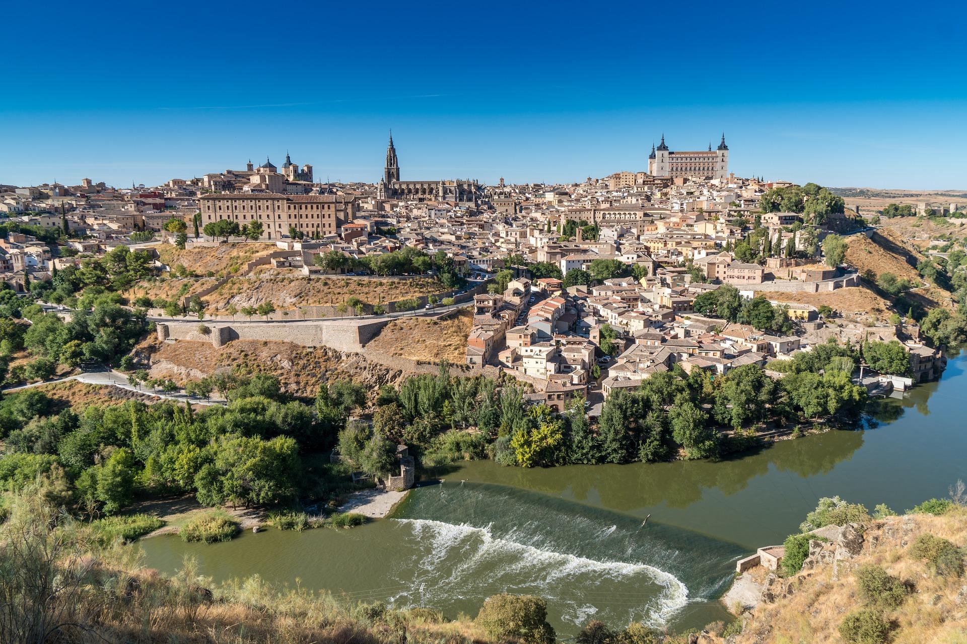 Toller Tagesausflug ab Madrid: Toledo