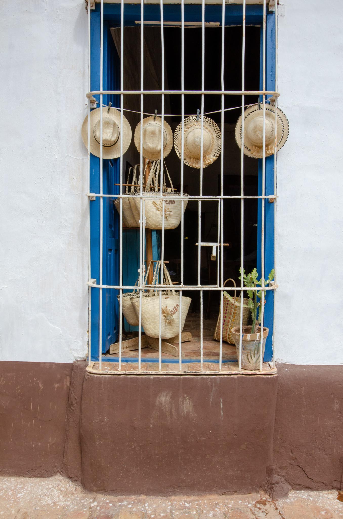Hüte in Trinidad