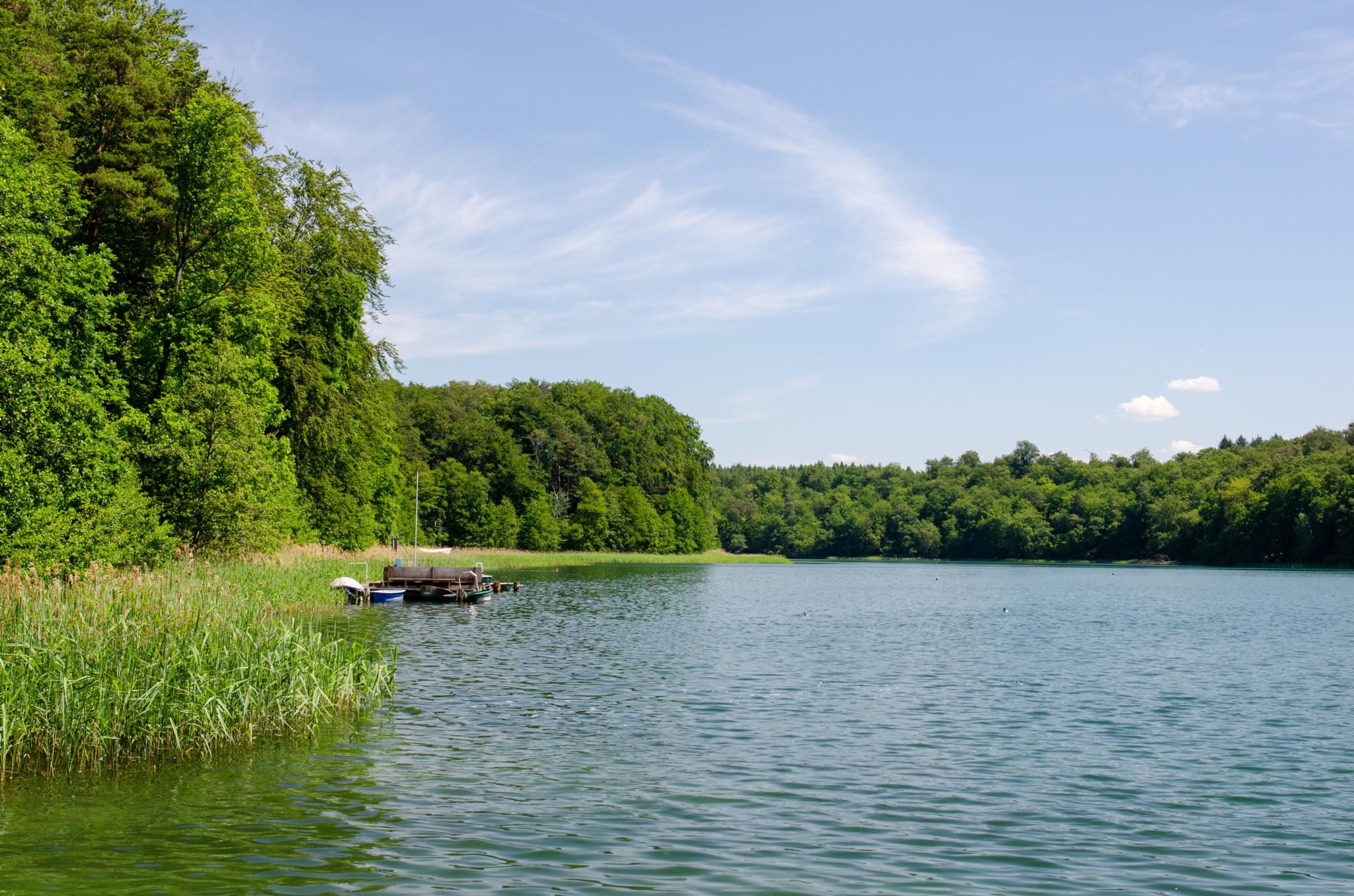Uckermark Seen Brandenburg
