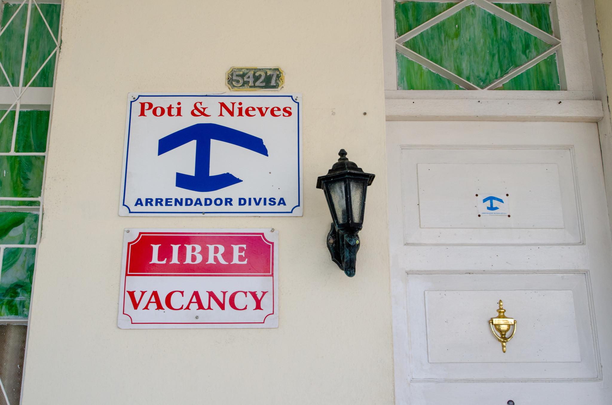 Casas Particulares sind perfekt zum Übernachten in Kuba